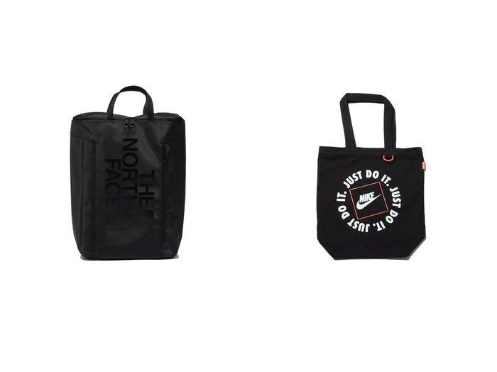 【THE NORTH FACE/ザ ノース フェイス】のBC FUSE BOX TOTE&【NIKE/ナイキ】のNK HERITAGE TOTE - GFX JDI バッグ・鞄のおすすめ!人気、トレンド・レディースファッションの通販 おすすめファッション通販アイテム レディースファッション・服の通販 founy(ファニー) ファッション Fashion レディースファッション WOMEN バッグ Bag 2020年 2020 2020 春夏 S/S SS Spring/Summer 2020 S/S 春夏 SS Spring/Summer キャンバス グラフィック 春 Spring ショルダー スリーブ 財布 定番 Standard 人気 フラップ フロント ボックス ポケット ループ |ID:crp329100000014487