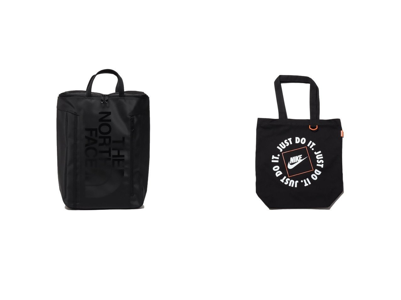 【THE NORTH FACE/ザ ノース フェイス】のBC FUSE BOX TOTE&【NIKE/ナイキ】のNK HERITAGE TOTE - GFX JDI バッグ・鞄のおすすめ!人気、トレンド・レディースファッションの通販 おすすめで人気の流行・トレンド、ファッションの通販商品 メンズファッション・キッズファッション・インテリア・家具・レディースファッション・服の通販 founy(ファニー) https://founy.com/ ファッション Fashion レディースファッション WOMEN バッグ Bag 2020年 2020 2020 春夏 S/S SS Spring/Summer 2020 S/S 春夏 SS Spring/Summer キャンバス グラフィック 春 Spring ショルダー スリーブ 財布 定番 Standard 人気 フラップ フロント ボックス ポケット ループ  ID:crp329100000014487