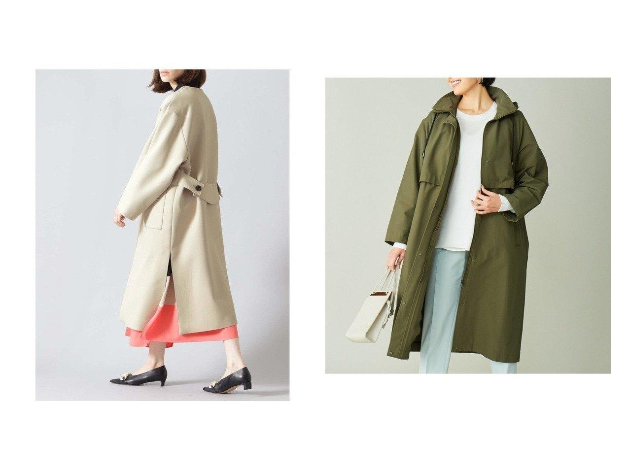 【ADORE/アドーア】のトリプルクロスコート&【iCB/アイシービー】のC モッズコート アウターのおすすめ!人気、トレンド・レディースファッションの通販 おすすめで人気の流行・トレンド、ファッションの通販商品 メンズファッション・キッズファッション・インテリア・家具・レディースファッション・服の通販 founy(ファニー) https://founy.com/ ファッション Fashion レディースファッション WOMEN アウター Coat Outerwear コート Coats ジャケット Jackets モッズ/フィールドコート Mods Field Coats NEW・新作・新着・新入荷 New Arrivals 2021年 2021 2021 春夏 S/S SS Spring/Summer 2021 S/S 春夏 SS Spring/Summer ジャケット ストリング タフタ パーカー ミリタリー モッズコート インナー シンプル ストレッチ ビッグ ロング |ID:crp329100000014496