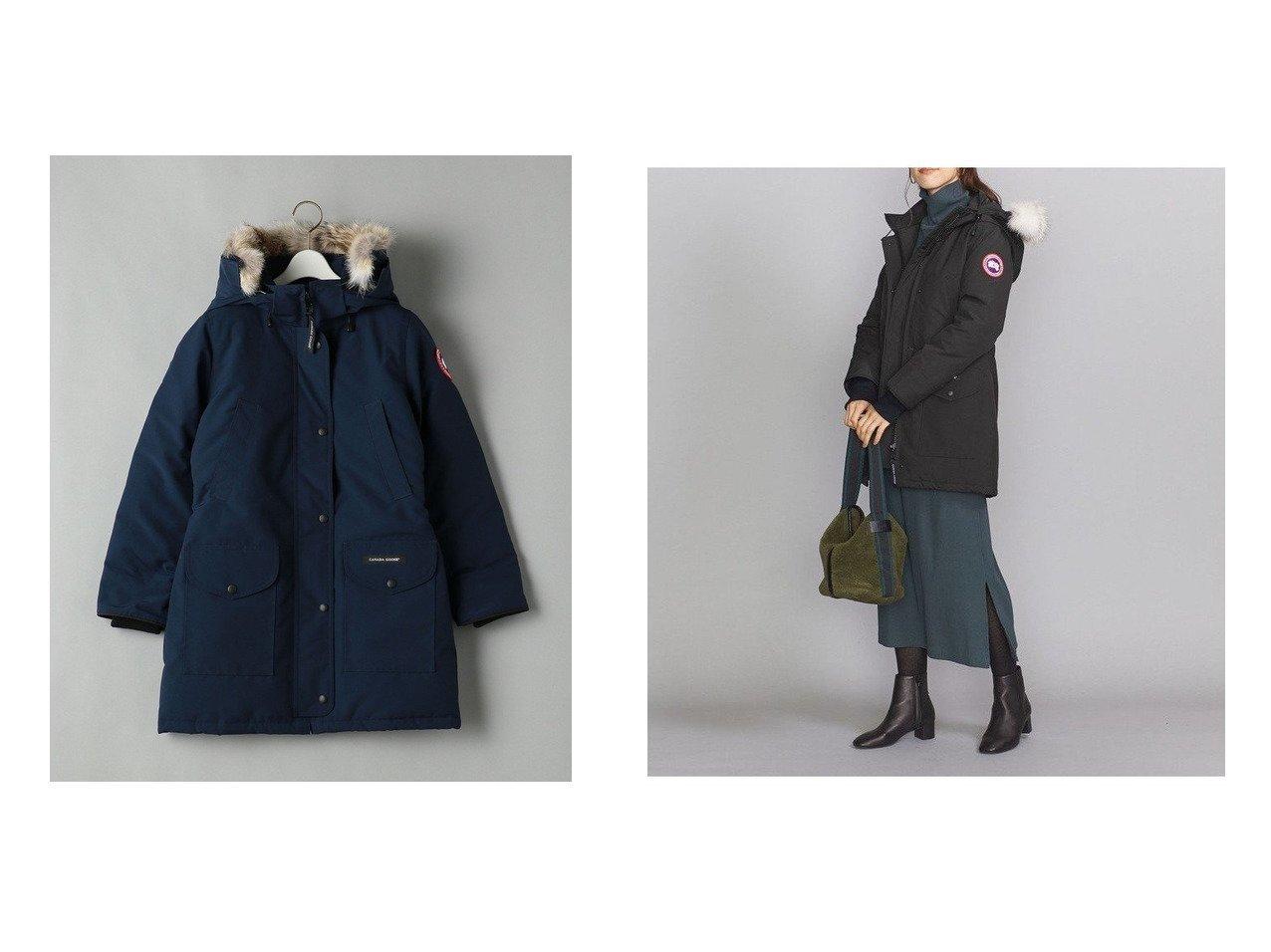 【BEAUTY&YOUTH UNITED ARROWS/ビューティアンド ユースユナイテッドアローズ】のTRILLIUM PARKA ダウンジャケット アウターのおすすめ!人気、トレンド・レディースファッションの通販 おすすめで人気の流行・トレンド、ファッションの通販商品 メンズファッション・キッズファッション・インテリア・家具・レディースファッション・服の通販 founy(ファニー) https://founy.com/ ファッション Fashion レディースファッション WOMEN アウター Coat Outerwear ジャケット Jackets エレガント ギャザー ジャケット ダウン ドローコード 定番 Standard 人気 フィット モダン 冬 Winter |ID:crp329100000014504