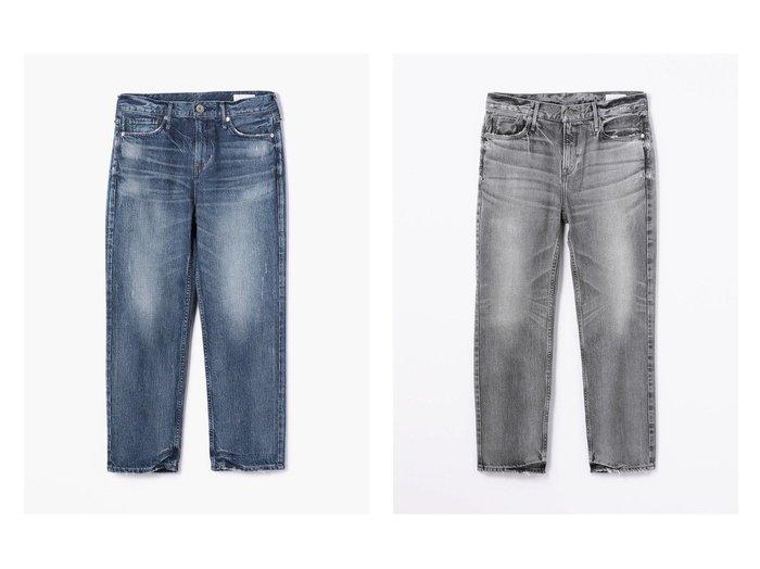 【TOMORROWLAND BUYING WEAR/トゥモローランド バイイング ウェア】のupper hights THE HERS デニムパンツ パンツのおすすめ!人気、トレンド・レディースファッションの通販 おすすめファッション通販アイテム レディースファッション・服の通販 founy(ファニー) ファッション Fashion レディースファッション WOMEN パンツ Pants デニムパンツ Denim Pants シンプル ジーンズ スタイリッシュ デニム バランス フィット 雑誌  ID:crp329100000014656