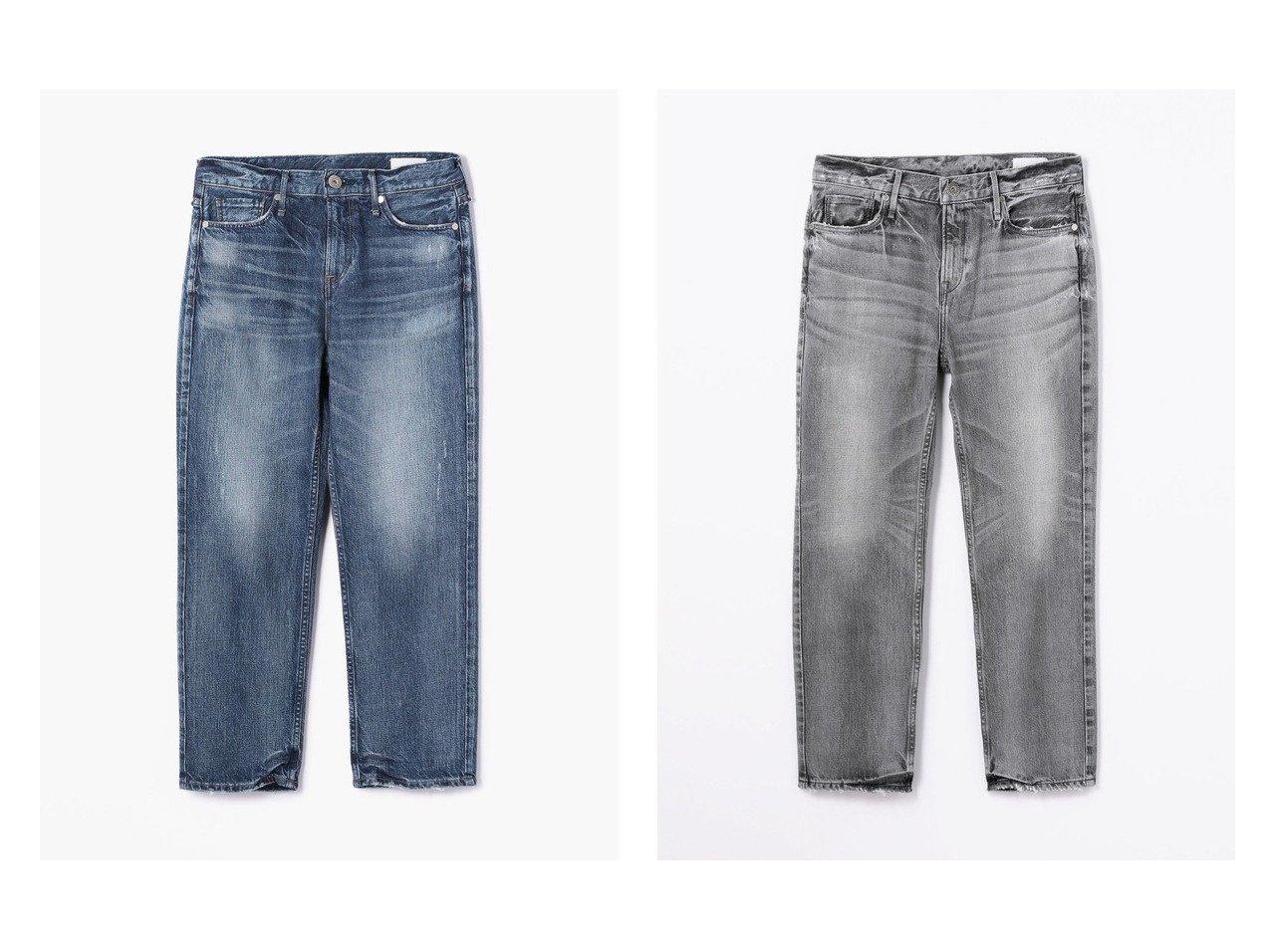 【TOMORROWLAND BUYING WEAR/トゥモローランド バイイング ウェア】のupper hights THE HERS デニムパンツ パンツのおすすめ!人気、トレンド・レディースファッションの通販 おすすめで人気の流行・トレンド、ファッションの通販商品 メンズファッション・キッズファッション・インテリア・家具・レディースファッション・服の通販 founy(ファニー) https://founy.com/ ファッション Fashion レディースファッション WOMEN パンツ Pants デニムパンツ Denim Pants シンプル ジーンズ スタイリッシュ デニム バランス フィット 雑誌 |ID:crp329100000014656