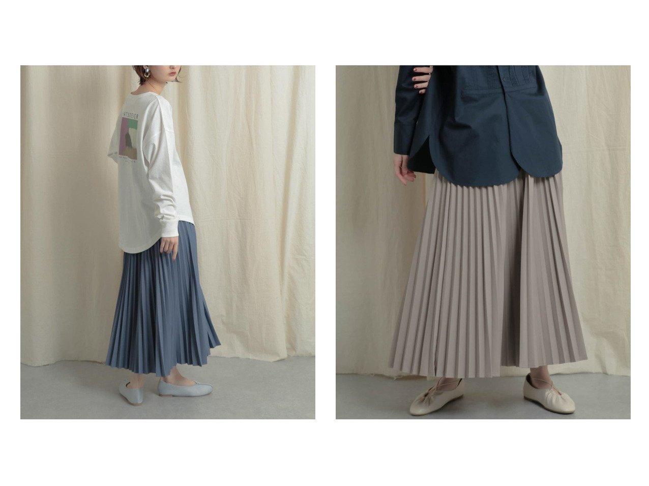 【SENSE OF PLACE / URBAN RESEARCH/センス オブ プレイス】のエコレザープリーツスカート スカートのおすすめ!人気、トレンド・レディースファッションの通販 おすすめで人気の流行・トレンド、ファッションの通販商品 メンズファッション・キッズファッション・インテリア・家具・レディースファッション・服の通販 founy(ファニー) https://founy.com/ ファッション Fashion レディースファッション WOMEN スカート Skirt プリーツスカート Pleated Skirts NEW・新作・新着・新入荷 New Arrivals シアー スタンダード トレンド プリーツ 秋 Autumn/Fall |ID:crp329100000014671
