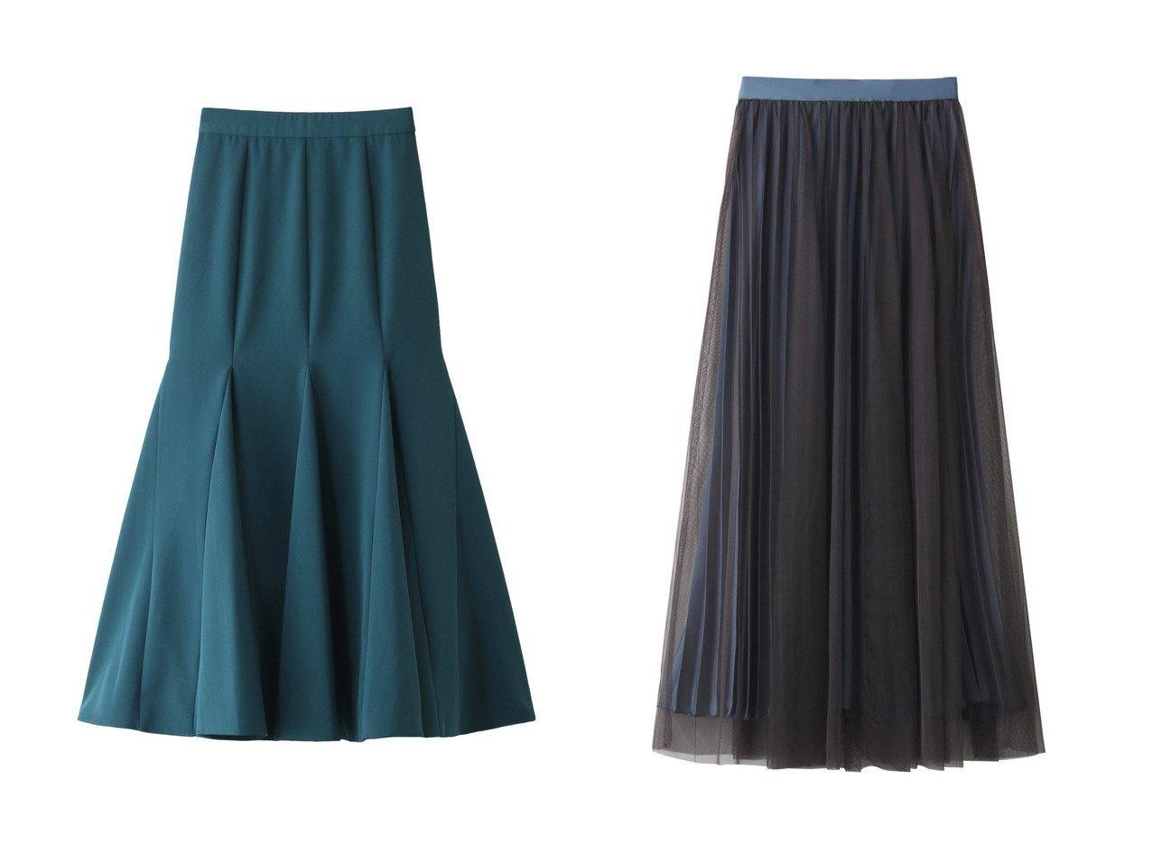 【Ezick/エジック】のハチマイハギフレアスカート&オーバーチュールプリーツスカート スカートのおすすめ!人気、トレンド・レディースファッションの通販 おすすめで人気の流行・トレンド、ファッションの通販商品 メンズファッション・キッズファッション・インテリア・家具・レディースファッション・服の通販 founy(ファニー) https://founy.com/ ファッション Fashion レディースファッション WOMEN スカート Skirt Aライン/フレアスカート Flared A-Line Skirts ロングスカート Long Skirt プリーツスカート Pleated Skirts フレア マーメイド ロング |ID:crp329100000014672