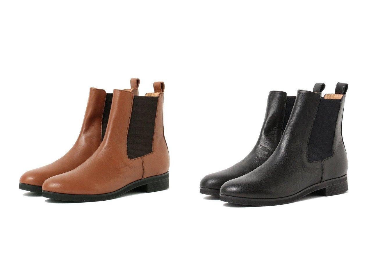 【Ray BEAMS/レイ ビームス】のサイドゴア ショートブーツ シューズ・靴のおすすめ!人気、トレンド・レディースファッションの通販 おすすめで人気の流行・トレンド、ファッションの通販商品 メンズファッション・キッズファッション・インテリア・家具・レディースファッション・服の通販 founy(ファニー) https://founy.com/ ファッション Fashion レディースファッション WOMEN A/W 秋冬 AW Autumn/Winter / FW Fall-Winter シューズ ショート バランス ベーシック  ID:crp329100000014685