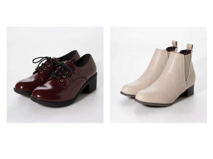 【Jelly Beans/ジェリービーンズ】のサイドゴアショートブーツ 214-119&【Angelique/アンジェリーク】のレースアップシューズ 82008 シューズ・靴のおすすめ!人気、トレンド・レディースファッションの通販 おすすめ人気トレンドファッション通販アイテム 人気、トレンドファッション・服の通販 founy(ファニー) ファッション Fashion レディースファッション WOMEN 2020年 2020 2020-2021 秋冬 A/W AW Autumn/Winter / FW Fall-Winter 2020-2021 A/W 秋冬 AW Autumn/Winter / FW Fall-Winter マニッシュ S/S 春夏 SS Spring/Summer インナー シンプル ベーシック 人気 |ID:crp329100000014698