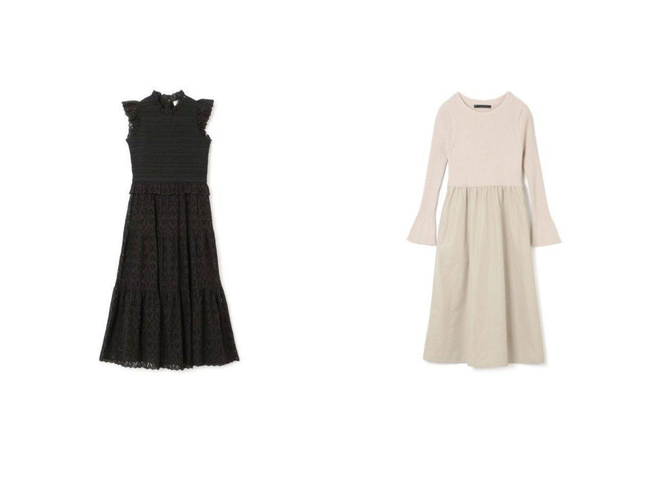【Sea NEW YORK/シー ニューヨーク】のINGRID SMOCKED MIDI DRESS&【martinique/マルティニーク】のワンピース ワンピース・ドレスのおすすめ!人気、トレンド・レディースファッションの通販 おすすめで人気の流行・トレンド、ファッションの通販商品 メンズファッション・キッズファッション・インテリア・家具・レディースファッション・服の通販 founy(ファニー) https://founy.com/ ファッション Fashion レディースファッション WOMEN ワンピース Dress ドレス Party Dresses ニットワンピース Knit Dresses 2021年 2021 2021 春夏 S/S SS Spring/Summer 2021 S/S 春夏 SS Spring/Summer クラシック ドレス バランス フォーマル フリル ロング 半袖 コンパクト コンビ タフタ フレア 長袖  ID:crp329100000014775