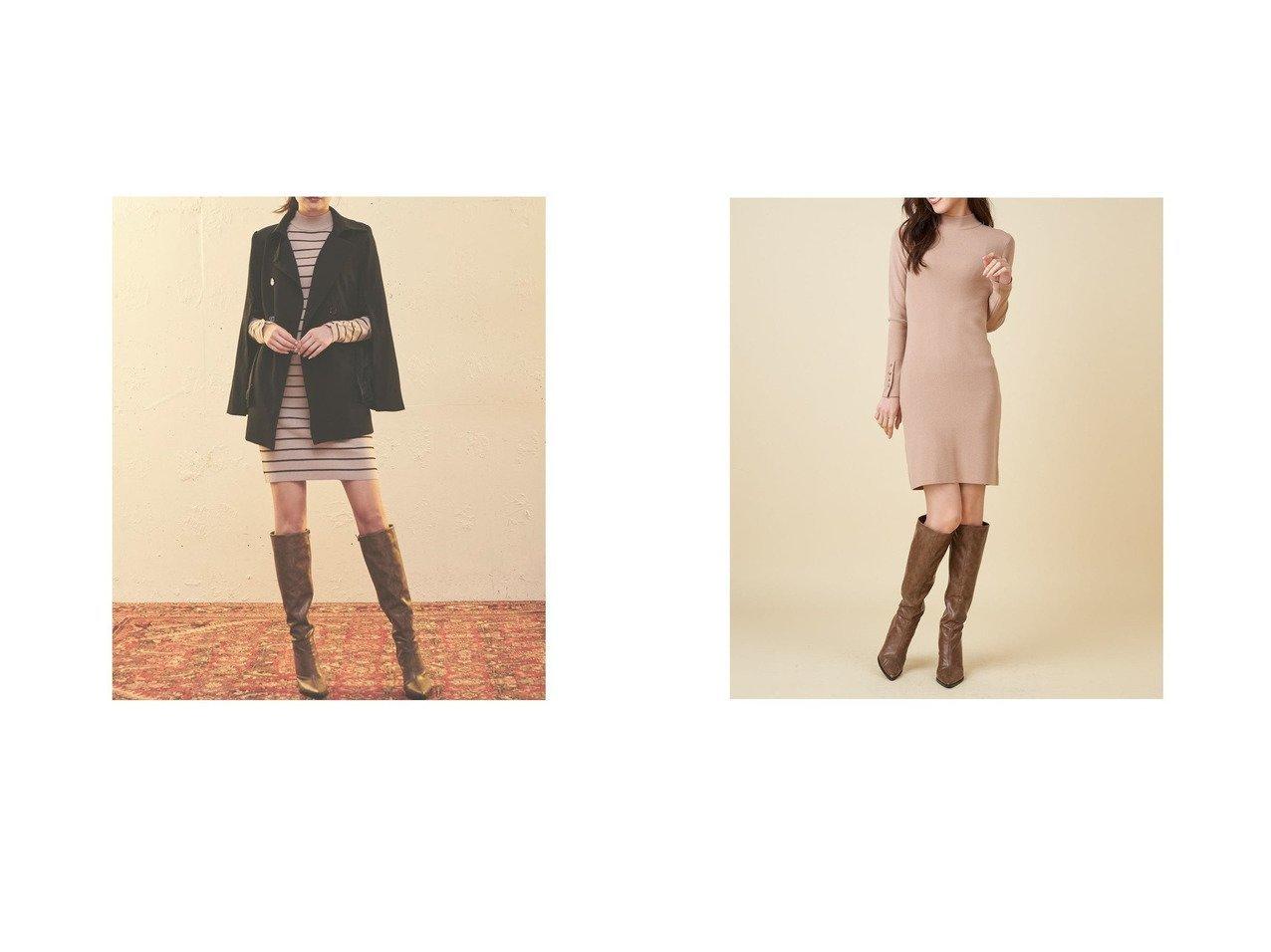 【ROYAL PARTY/ロイヤルパーティー】の【洗えるニットワンピース】タイトワンピース ワンピース・ドレスのおすすめ!人気、トレンド・レディースファッションの通販 おすすめで人気の流行・トレンド、ファッションの通販商品 メンズファッション・キッズファッション・インテリア・家具・レディースファッション・服の通販 founy(ファニー) https://founy.com/ ファッション Fashion レディースファッション WOMEN ワンピース Dress ニットワンピース Knit Dresses 2020年 2020 2020-2021 秋冬 A/W AW Autumn/Winter / FW Fall-Winter 2020-2021 A/W 秋冬 AW Autumn/Winter / FW Fall-Winter ウォッシャブル スリーブ 洗える  ID:crp329100000014783