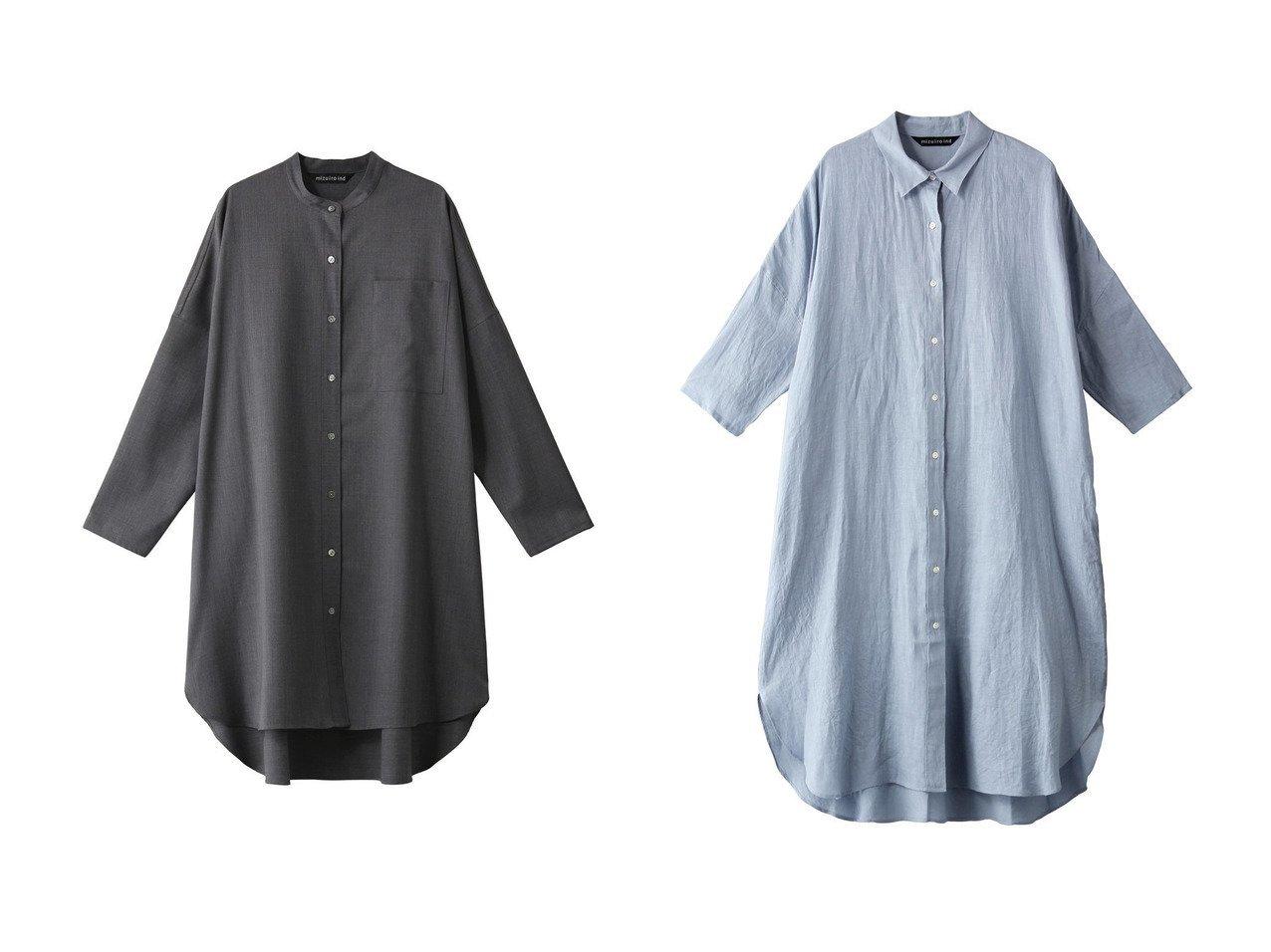 【mizuiro ind/ミズイロ インド】のスタンドカラーロングシャツ&リネンワイドロングシャツ トップス・カットソーのおすすめ!人気、トレンド・レディースファッションの通販 おすすめで人気の流行・トレンド、ファッションの通販商品 メンズファッション・キッズファッション・インテリア・家具・レディースファッション・服の通販 founy(ファニー) https://founy.com/ ファッション Fashion レディースファッション WOMEN トップス Tops Tshirt シャツ/ブラウス Shirts Blouses スタンド スリーブ トレンド フォルム ボトム レギンス ロング 今季 2021年 2021 2021 春夏 S/S SS Spring/Summer 2021 S/S 春夏 SS Spring/Summer ショート シンプル リネン 半袖 春 Spring |ID:crp329100000014786