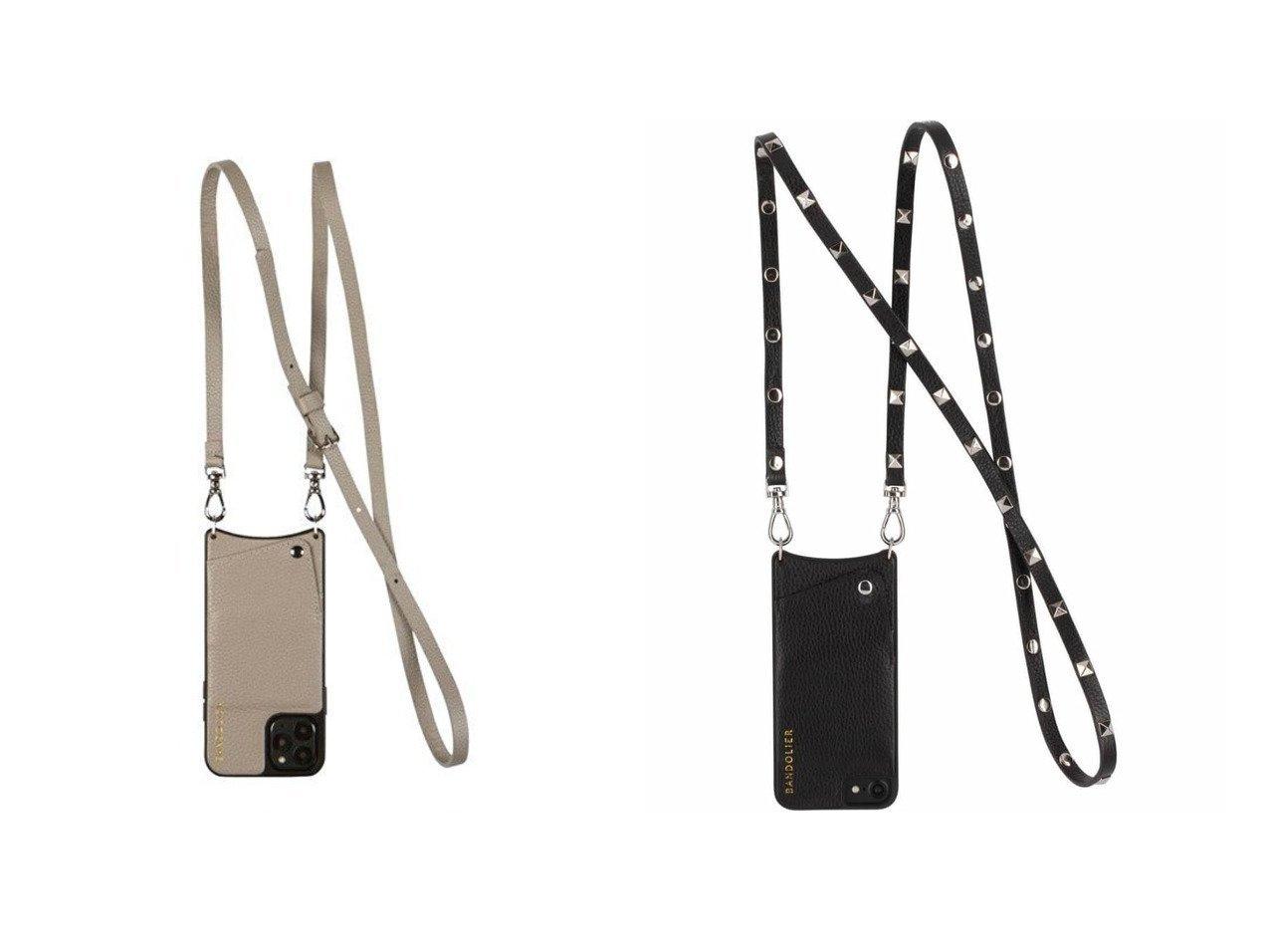 【BANDOLIER/バンドリヤー】のSE第2世代 ケース&EMMA iPhone 6.7.8 ケース おすすめ!人気、トレンド・レディースファッションの通販  おすすめで人気の流行・トレンド、ファッションの通販商品 メンズファッション・キッズファッション・インテリア・家具・レディースファッション・服の通販 founy(ファニー) https://founy.com/ ファッション Fashion レディースファッション WOMEN アクセサリー シンプル スマート ラップ 再入荷 Restock/Back in Stock/Re Arrival |ID:crp329100000014860