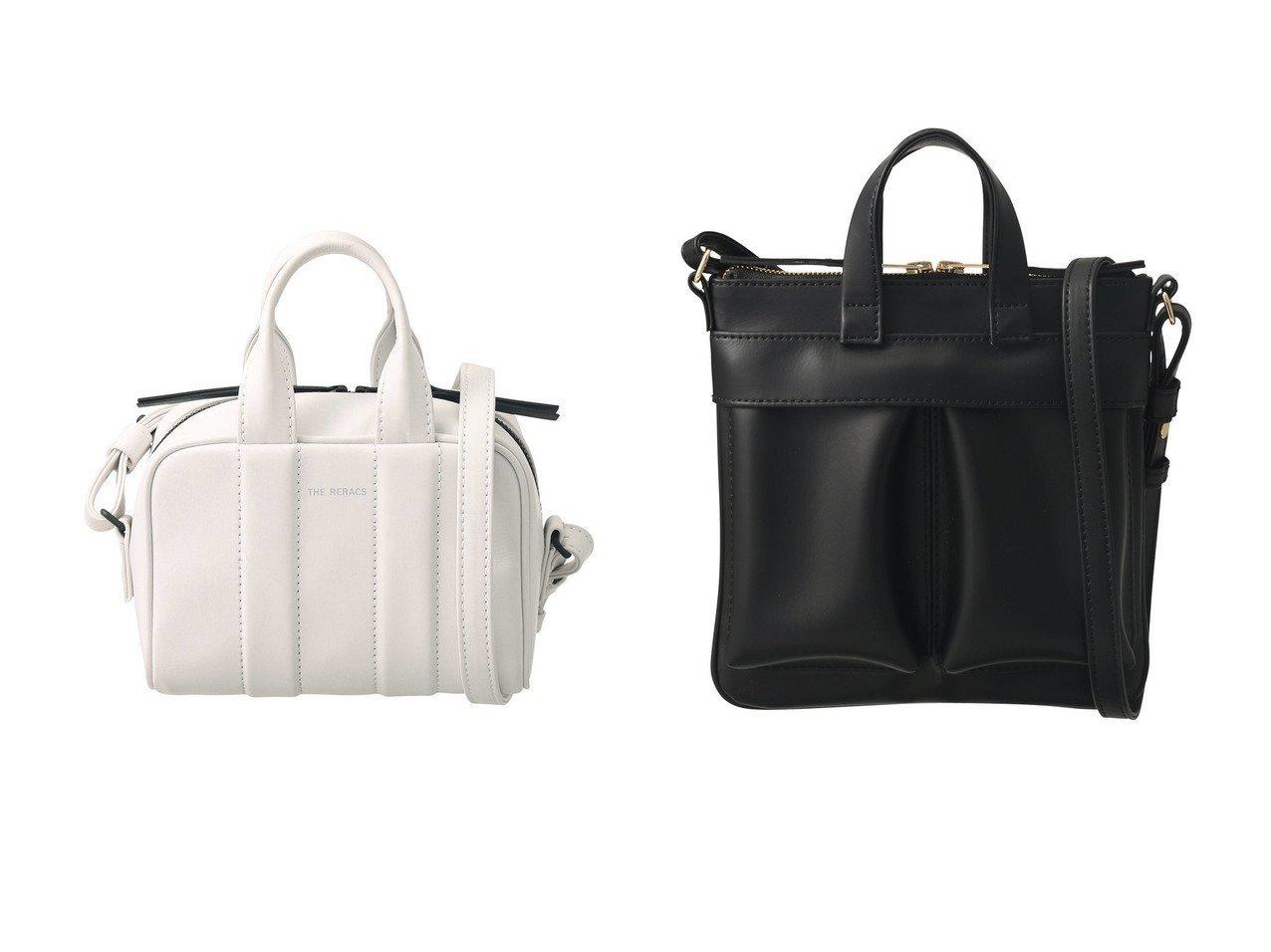 【THE RERACS/ザ リラクス】のミニマムKITバッグ&ミニマムヘルメットバッグ バッグ・鞄のおすすめ!人気、トレンド・レディースファッションの通販 おすすめで人気の流行・トレンド、ファッションの通販商品 メンズファッション・キッズファッション・インテリア・家具・レディースファッション・服の通販 founy(ファニー) https://founy.com/ ファッション Fashion レディースファッション WOMEN バッグ Bag 2021年 2021 2021 春夏 S/S SS Spring/Summer 2021 S/S 春夏 SS Spring/Summer ショルダー シンプル ジップ ボストン ボストンバッグ 春 Spring |ID:crp329100000014985