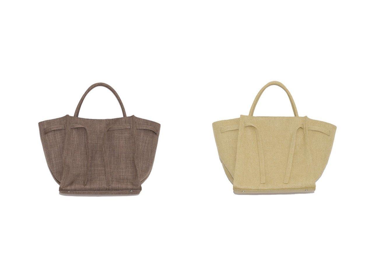 【Mila Owen/ミラオーウェン】のキャンバストートバッグ バッグ・鞄のおすすめ!人気、トレンド・レディースファッションの通販 おすすめで人気の流行・トレンド、ファッションの通販商品 メンズファッション・キッズファッション・インテリア・家具・レディースファッション・服の通販 founy(ファニー) https://founy.com/ ファッション Fashion レディースファッション WOMEN バッグ Bag 春 Spring キャンバス クラシック スマート ポケット リネン 2021年 2021 S/S 春夏 SS Spring/Summer 2021 春夏 S/S SS Spring/Summer 2021 |ID:crp329100000014990