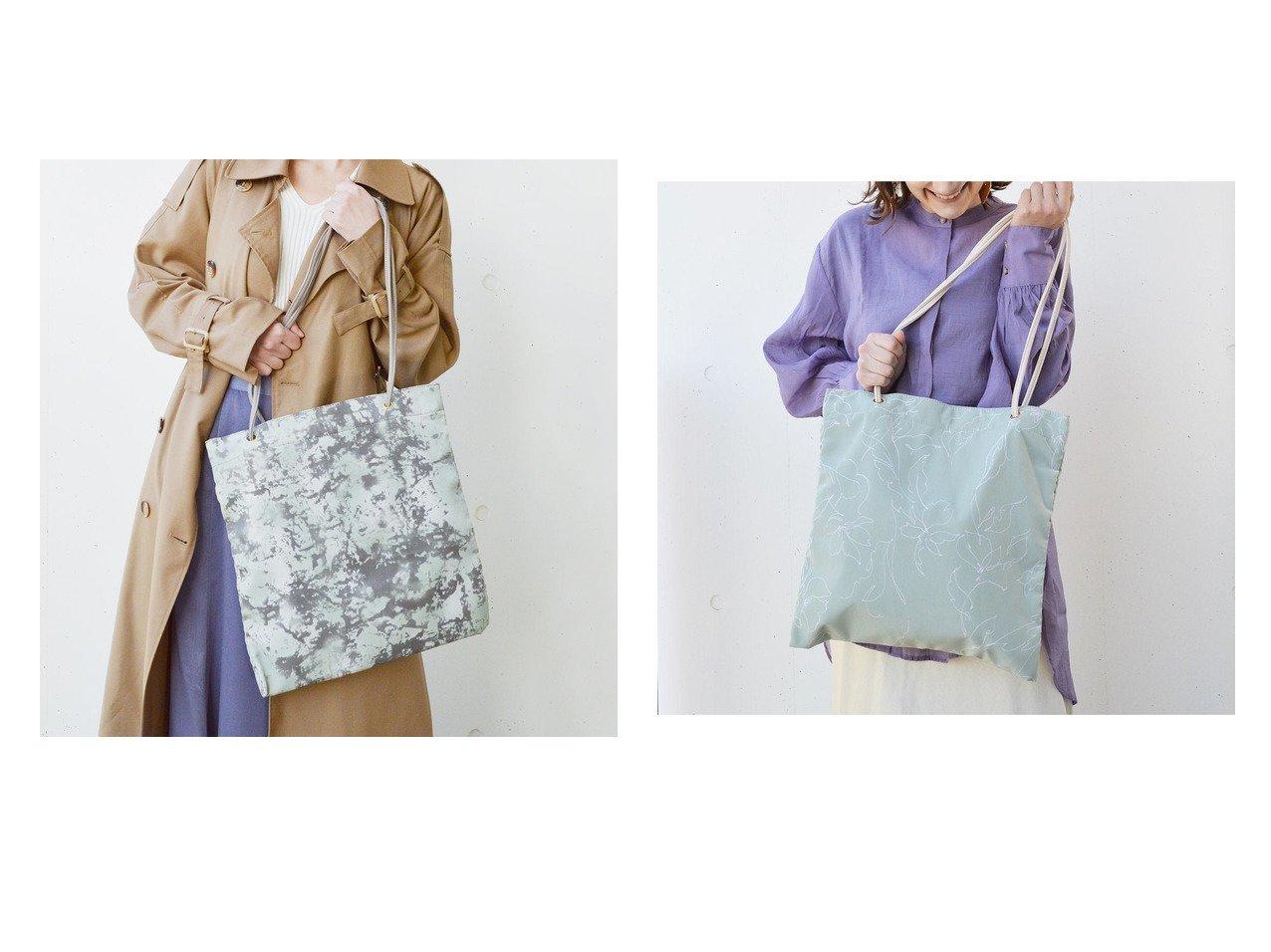 【styiro/スタイロ】の線画花柄フラットエコトートバッグ&タイダイ柄フラットエコトートバッグ バッグ・鞄のおすすめ!人気、トレンド・レディースファッションの通販 おすすめで人気の流行・トレンド、ファッションの通販商品 メンズファッション・キッズファッション・インテリア・家具・レディースファッション・服の通販 founy(ファニー) https://founy.com/ ファッション Fashion レディースファッション WOMEN バッグ Bag アクセサリー 財布 フラット |ID:crp329100000014998