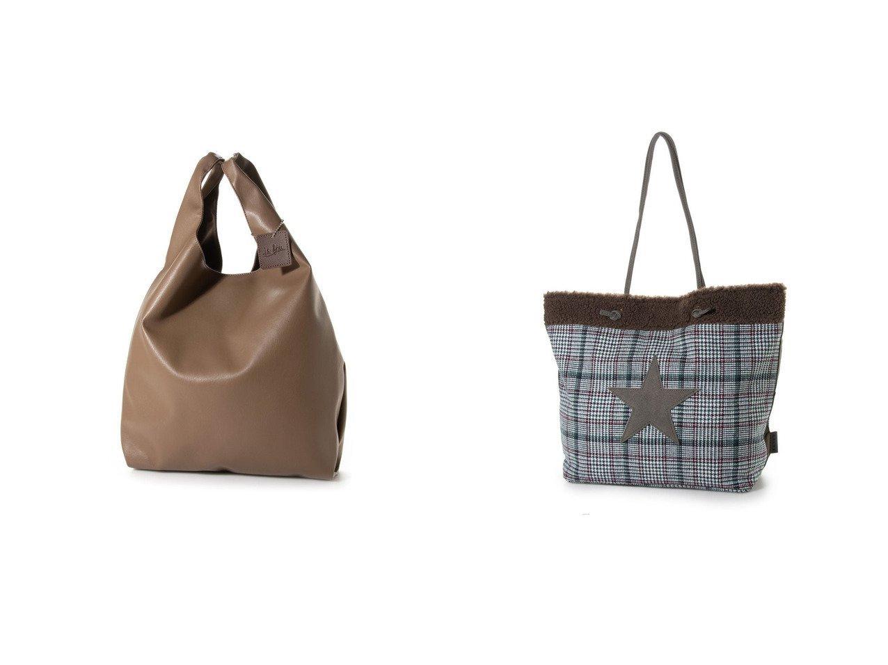 【Le son/ル ソン】のル ソン Le son 大容量マルチWAYバッグ&【COLDE/コルデ】の星パッチトートバッグ バッグ・鞄のおすすめ!人気、トレンド・レディースファッションの通販 おすすめで人気の流行・トレンド、ファッションの通販商品 メンズファッション・キッズファッション・インテリア・家具・レディースファッション・服の通販 founy(ファニー) https://founy.com/ ファッション Fashion レディースファッション WOMEN バッグ Bag シンプル 財布 |ID:crp329100000014999