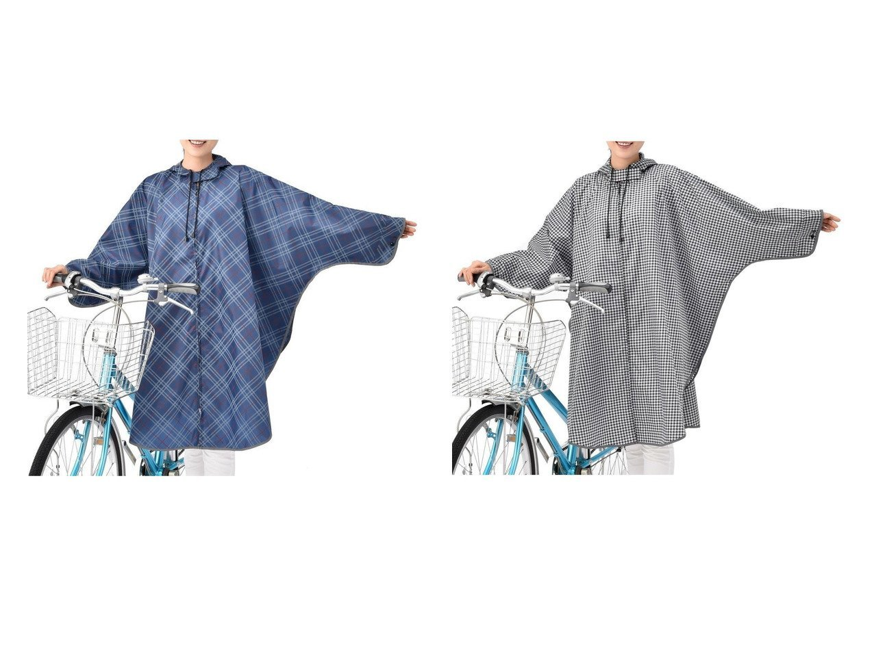 【NOBRAND/ノーブランド】の#KW-451~453 レインポンチョ ファスナー全開タイプ アウターのおすすめ!人気、トレンド・レディースファッションの通販 おすすめで人気の流行・トレンド、ファッションの通販商品 メンズファッション・キッズファッション・インテリア・家具・レディースファッション・服の通販 founy(ファニー) https://founy.com/ ファッション Fashion レディースファッション WOMEN アウター Coat Outerwear ポンチョ Ponchos カメラ コーティング チェック 定番 Standard パイピング ワイド  ID:crp329100000015037