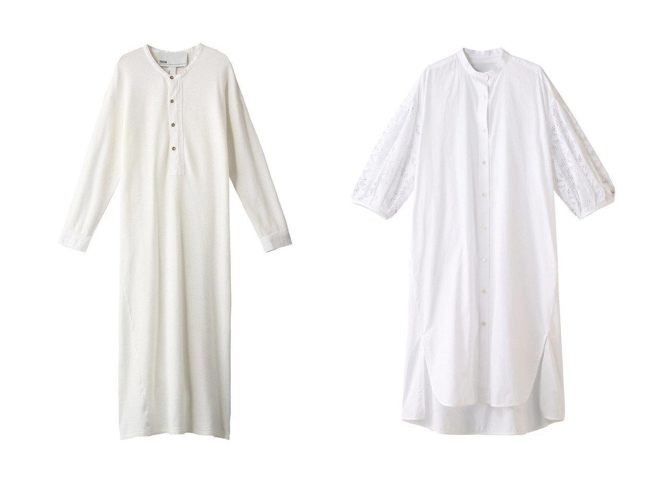 【TICCA/ティッカ】のヘンリーネックワンピース&スレーススタンドネックワンピース ワンピース・ドレスのおすすめ!人気、トレンド・レディースファッションの通販 おすすめで人気の流行・トレンド、ファッションの通販商品 メンズファッション・キッズファッション・インテリア・家具・レディースファッション・服の通販 founy(ファニー) https://founy.com/ ファッション Fashion レディースファッション WOMEN ワンピース Dress 2021年 2021 2021 春夏 S/S SS Spring/Summer 2021 S/S 春夏 SS Spring/Summer シンプル ストレート フロント マキシ ロング 春 Spring |ID:crp329100000015043