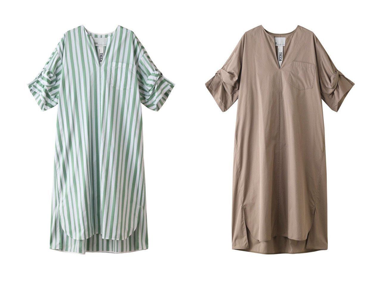【TICCA/ティッカ】のツイストスリーブストライプワンピース&ツイストスリーブワンピース ワンピース・ドレスのおすすめ!人気、トレンド・レディースファッションの通販 おすすめで人気の流行・トレンド、ファッションの通販商品 メンズファッション・キッズファッション・インテリア・家具・レディースファッション・服の通販 founy(ファニー) https://founy.com/ ファッション Fashion レディースファッション WOMEN ワンピース Dress 2021年 2021 2021 春夏 S/S SS Spring/Summer 2021 S/S 春夏 SS Spring/Summer ストライプ スリット スリーブ ツイスト リラックス ロング 春 Spring |ID:crp329100000015044