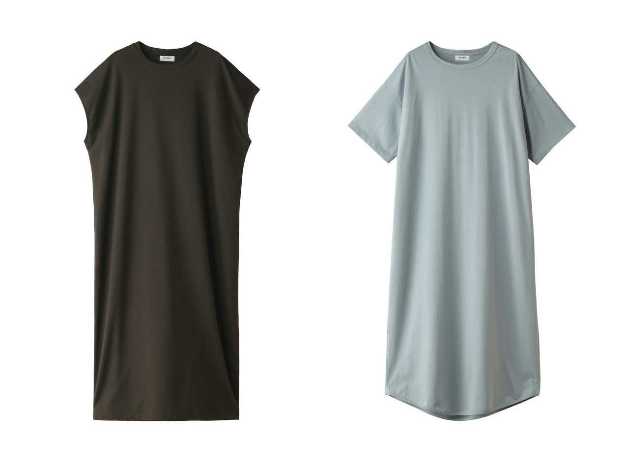 【THE RERACS/ザ リラクス】のスリーブレスドレス&ハーフスリーブベーシックドレス ワンピース・ドレスのおすすめ!人気、トレンド・レディースファッションの通販 おすすめで人気の流行・トレンド、ファッションの通販商品 メンズファッション・キッズファッション・インテリア・家具・レディースファッション・服の通販 founy(ファニー) https://founy.com/ ファッション Fashion レディースファッション WOMEN ワンピース Dress ドレス Party Dresses 2021年 2021 2021 春夏 S/S SS Spring/Summer 2021 S/S 春夏 SS Spring/Summer ショルダー シンプル ドロップ ロング 春 Spring |ID:crp329100000015049