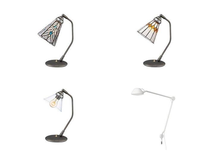 【FLYMEe Factory / GOODS/フライミー ファクトリー】のCUSTOM SERIESClassic Desk Lamp × カスタムシリーズ クラシックデスクランプ × ステンドグラス(ブレイク)&CUSTOM SERIES Classic Desk Lamp × カスタムシリーズ クラシックデスクランプ × ステンドグラス(ティアーズ)&CUSTOM SERIES Classic Desk Lamp × カスタムシリーズ クラシックデスクランプ × トランス(ミニ)&【FRITZ HA おすすめファッション通販アイテム インテリア・キッズ・メンズ・レディースファッション・服の通販 founy(ファニー) https://founy.com/ コレクション スプリング テーブル デスク パターン フォルム 送料無料 Free Shipping ガラス クラシック シンプル 台形 イエロー オレンジ ハンド ホームグッズ Home garden 家具・インテリア Furniture ライト・照明 Lighting & Light Fixtures デスクライト・テーブルライト  ID:crp329100000015139