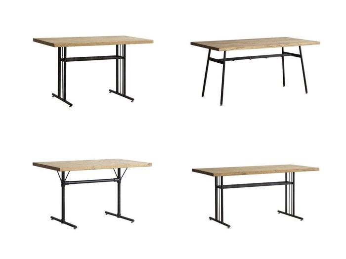 【knot antiques / CRASH GATE / GOODS/ノットアンティークス】のフラッグ LD テーブル 1200(WFT-1)&グリット テーブル 1100(WFT-1)&クッパ テーブル 1520(WFT-1)&グリット テーブル 1400(WFT-1) 【INTERIOR】おすすめ!人気、インテリア・家具の通販 おすすめファッション通販アイテム インテリア・キッズ・メンズ・レディースファッション・服の通販 founy(ファニー) https://founy.com/ テーブル デスク スリム ホームグッズ Home garden 家具・インテリア Furniture テーブル Table ダイニングテーブル |ID:crp329100000015201
