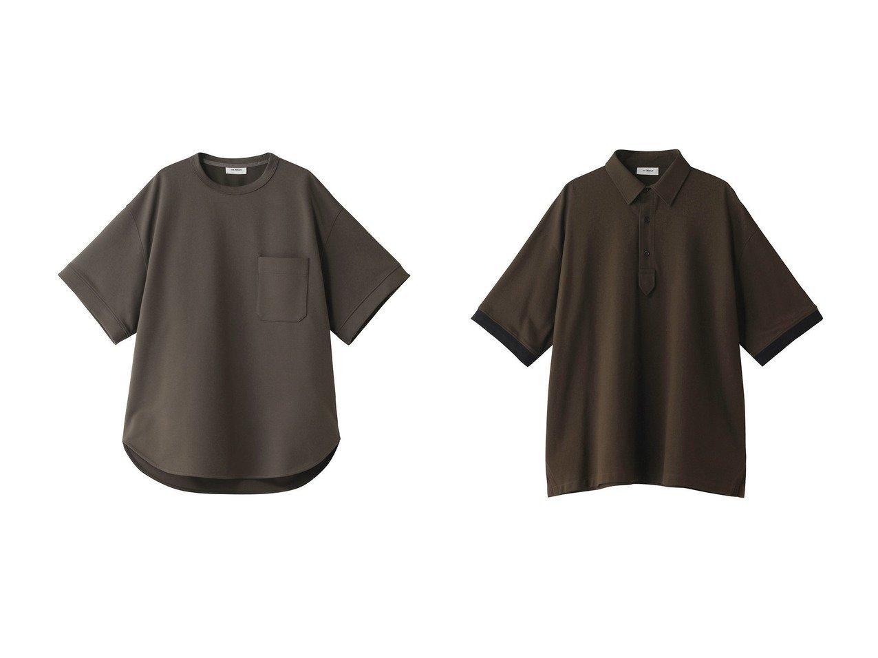 【THE RERACS / MEN/ザ リラクス】の【MEN】エアフィールズストラクチャーTシャツ&【MEN】レギュラーカラーポロシャツ 【MEN】男性のおすすめ!人気トレンド・メンズファッションの通販 おすすめで人気の流行・トレンド、ファッションの通販商品 メンズファッション・キッズファッション・インテリア・家具・レディースファッション・服の通販 founy(ファニー) https://founy.com/ ファッション Fashion メンズファッション MEN トップス Tops Tshirt Men シャツ Shirts 2021年 2021 2021 春夏 S/S SS Spring/Summer 2021 S/S 春夏 SS Spring/Summer ショート シンプル スリーブ ラウンド 半袖 春 Spring  ID:crp329100000015218