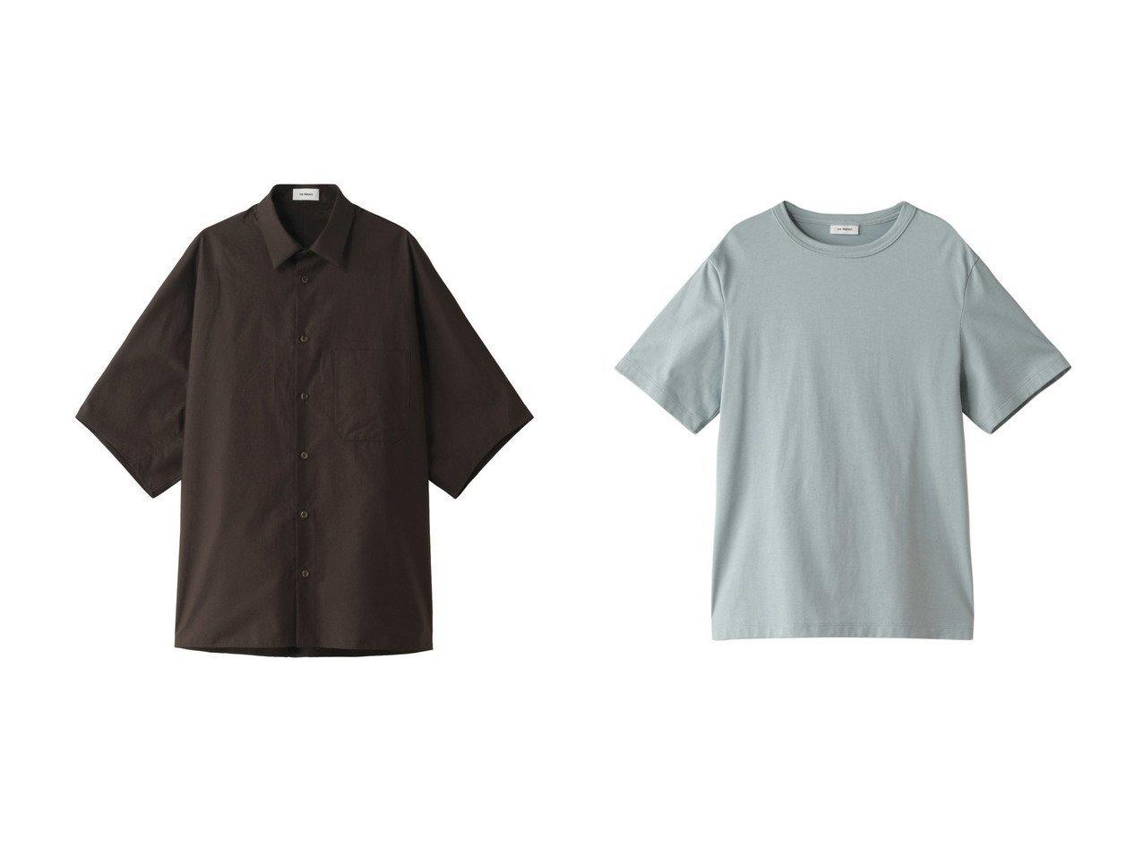 【THE RERACS / MEN/ザ リラクス】の【MEN】ベーシックTシャツ&【MEN】コットンドルマンシャツ 【MEN】男性のおすすめ!人気トレンド・メンズファッションの通販 おすすめで人気の流行・トレンド、ファッションの通販商品 メンズファッション・キッズファッション・インテリア・家具・レディースファッション・服の通販 founy(ファニー) https://founy.com/ ファッション Fashion メンズファッション MEN トップス Tops Tshirt Men シャツ Shirts 2021年 2021 2021 春夏 S/S SS Spring/Summer 2021 S/S 春夏 SS Spring/Summer シンプル スリーブ ロング 半袖 春 Spring  ID:crp329100000015223