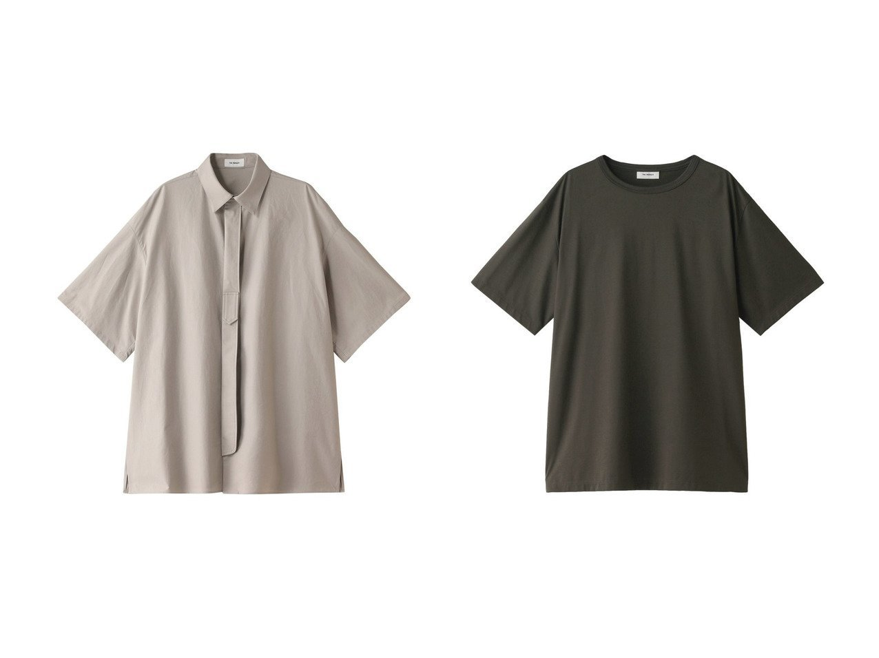 【THE RERACS / MEN/ザ リラクス】の【MEN】ベーシックTシャツ&【MEN】ショートスリーブバトルドレスシャツ 【MEN】男性のおすすめ!人気トレンド・メンズファッションの通販 おすすめで人気の流行・トレンド、ファッションの通販商品 メンズファッション・キッズファッション・インテリア・家具・レディースファッション・服の通販 founy(ファニー) https://founy.com/ ファッション Fashion メンズファッション MEN トップス Tops Tshirt Men シャツ Shirts 2021年 2021 2021 春夏 S/S SS Spring/Summer 2021 S/S 春夏 SS Spring/Summer ショート シンプル スリーブ ドレス 半袖 春 Spring  ID:crp329100000015224