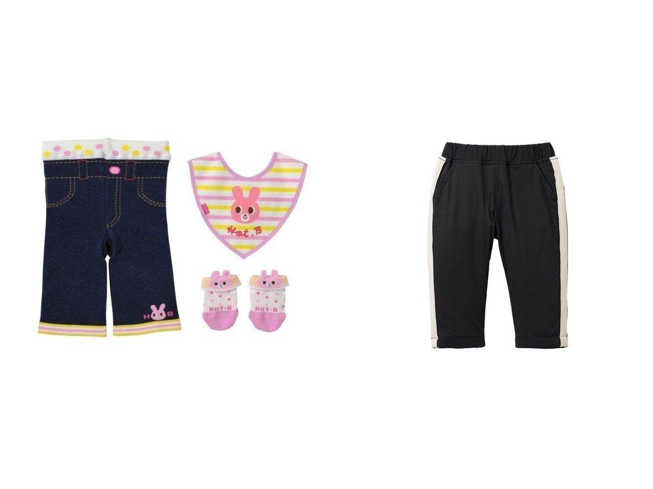【MIKI HOUSE HOT BISCUITS / KIDS/ミキハウスホットビスケッツ】の【HOTBISCUITS】【日本製】ギフトセット&【HOTBISCUITS】ストレッチナイロンパンツ 【KIDS】子供服のおすすめ!人気トレンド・キッズファッションの通販 おすすめで人気の流行・トレンド、ファッションの通販商品 メンズファッション・キッズファッション・インテリア・家具・レディースファッション・服の通販 founy(ファニー) https://founy.com/ ファッション Fashion キッズファッション KIDS ボトムス Bottoms Kids 送料無料 Free Shipping キャラクター コーティング ソックス ダブル ベビー ストレッチ 冬 Winter |ID:crp329100000015238