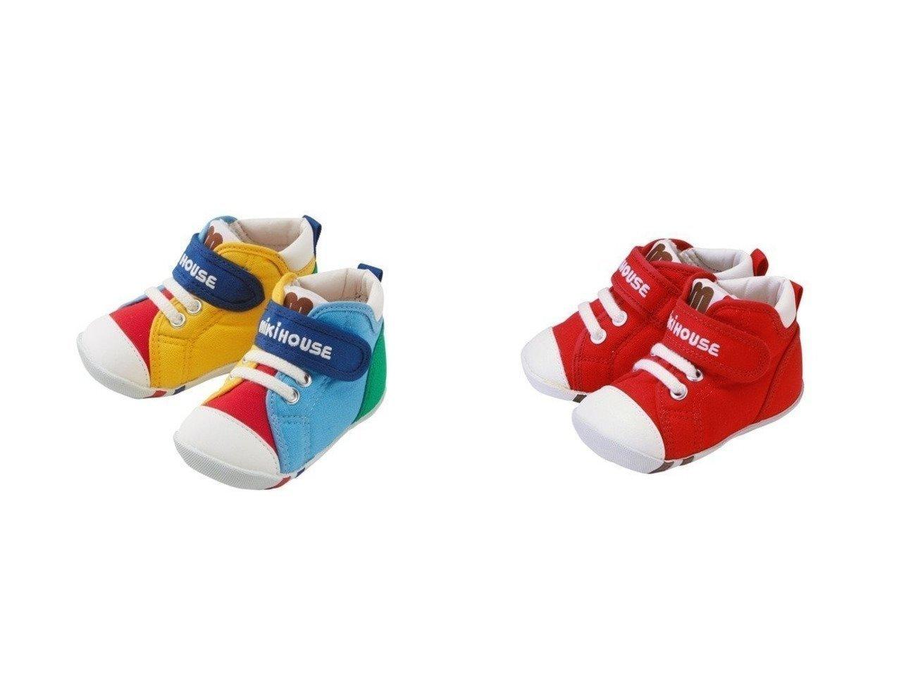 【MIKI HOUSE HOT BISCUITS / KIDS/ミキハウスホットビスケッツ】の【MIKIHOUSE】【日本製】ベビーシューズ 【KIDS】子供服のおすすめ!人気トレンド・キッズファッションの通販 おすすめで人気の流行・トレンド、ファッションの通販商品 メンズファッション・キッズファッション・インテリア・家具・レディースファッション・服の通販 founy(ファニー) https://founy.com/ ファッション Fashion キッズファッション KIDS 送料無料 Free Shipping カラフル シューズ シンプル ベビー |ID:crp329100000015240