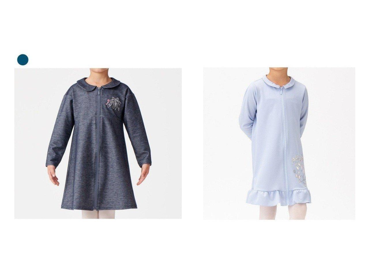 【Chacott / KIDS/チャコット】の【再入荷】ジップアップワンピース&【再入荷】ジップアップワンピース 【KIDS】子供服のおすすめ!人気トレンド・キッズファッションの通販 おすすめで人気の流行・トレンド、ファッションの通販商品 メンズファッション・キッズファッション・インテリア・家具・レディースファッション・服の通販 founy(ファニー) https://founy.com/ ファッション Fashion キッズファッション KIDS ワンピース Dress Kids バレエ 人気 再入荷 Restock/Back in Stock/Re Arrival コンパクト フリル 吸水 |ID:crp329100000015245