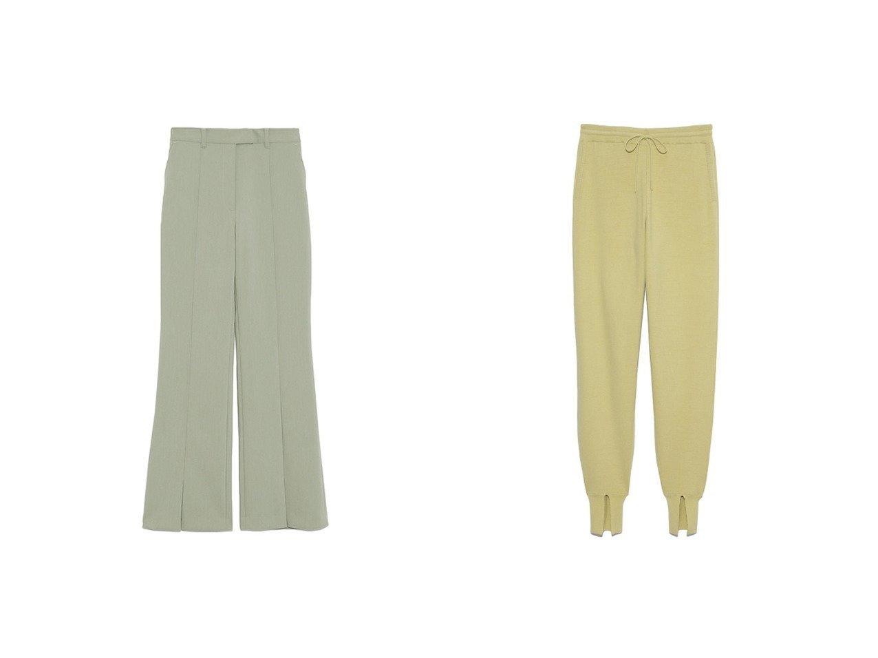 【Mila Owen/ミラオーウェン】の3点SETスーツPT&【Lily Brown/リリーブラウン】のニットジョガーパンツ パンツのおすすめ!人気、トレンド・レディースファッションの通販 おすすめで人気の流行・トレンド、ファッションの通販商品 メンズファッション・キッズファッション・インテリア・家具・レディースファッション・服の通販 founy(ファニー) https://founy.com/ ファッション Fashion レディースファッション WOMEN パンツ Pants ジャケット スマート スリット スーツ フロント アクリル 春 Spring セットアップ ポケット マニッシュ 2021年 2021 S/S 春夏 SS Spring/Summer 2021 春夏 S/S SS Spring/Summer 2021 |ID:crp329100000015266