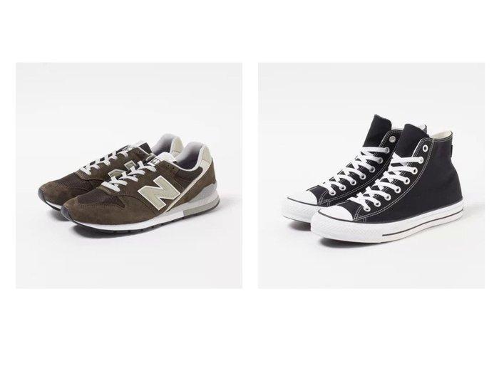 【new balance/ニューバランス】のCM996&【CONVERSE/コンバース】のALL STAR 100 GORE-TEX HI シューズ・靴のおすすめ!人気、トレンド・レディースファッションの通販 おすすめファッション通販アイテム インテリア・キッズ・メンズ・レディースファッション・服の通販 founy(ファニー) https://founy.com/ ファッション Fashion レディースファッション WOMEN シューズ スタイリッシュ スニーカー メッシュ 人気 キャンバス プレミアム 定番 Standard |ID:crp329100000015332