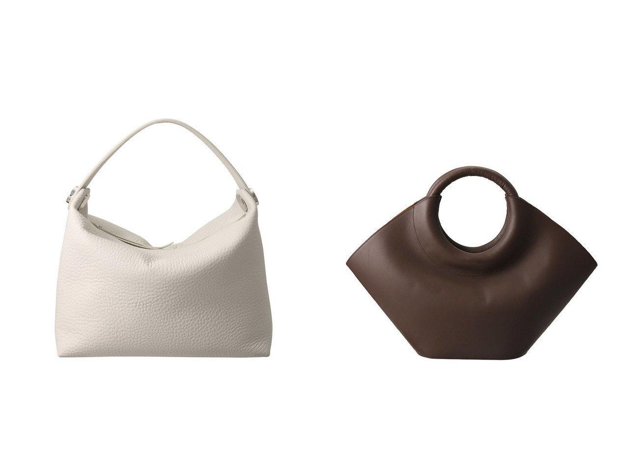 【Whim Gazette/ウィムガゼット】の【IACUCCI】ANCORA-4030 WG&【martinique/マルティニーク】の【HEREU】サークルハンドルバッグ バッグ・鞄のおすすめ!人気、トレンド・レディースファッションの通販 おすすめで人気の流行・トレンド、ファッションの通販商品 メンズファッション・キッズファッション・インテリア・家具・レディースファッション・服の通販 founy(ファニー) https://founy.com/ ファッション Fashion レディースファッション WOMEN バッグ Bag 2021年 2021 2021 春夏 S/S SS Spring/Summer 2021 S/S 春夏 SS Spring/Summer シンプル ハンドバッグ 春 Spring |ID:crp329100000015338