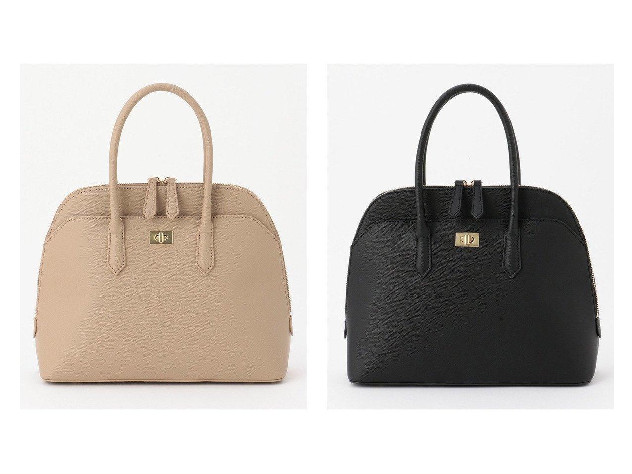 【J.PRESS/ジェイ プレス】の【2WAY】クラシカルアーチ ハンドバッグ バッグ・鞄のおすすめ!人気、トレンド・レディースファッションの通販 おすすめで人気の流行・トレンド、ファッションの通販商品 メンズファッション・キッズファッション・インテリア・家具・レディースファッション・服の通販 founy(ファニー) https://founy.com/ ファッション Fashion レディースファッション WOMEN バッグ Bag NEW・新作・新着・新入荷 New Arrivals クラシカル ショルダー スマート ハンドバッグ フェイクレザー フロント ポケット メタル |ID:crp329100000015346