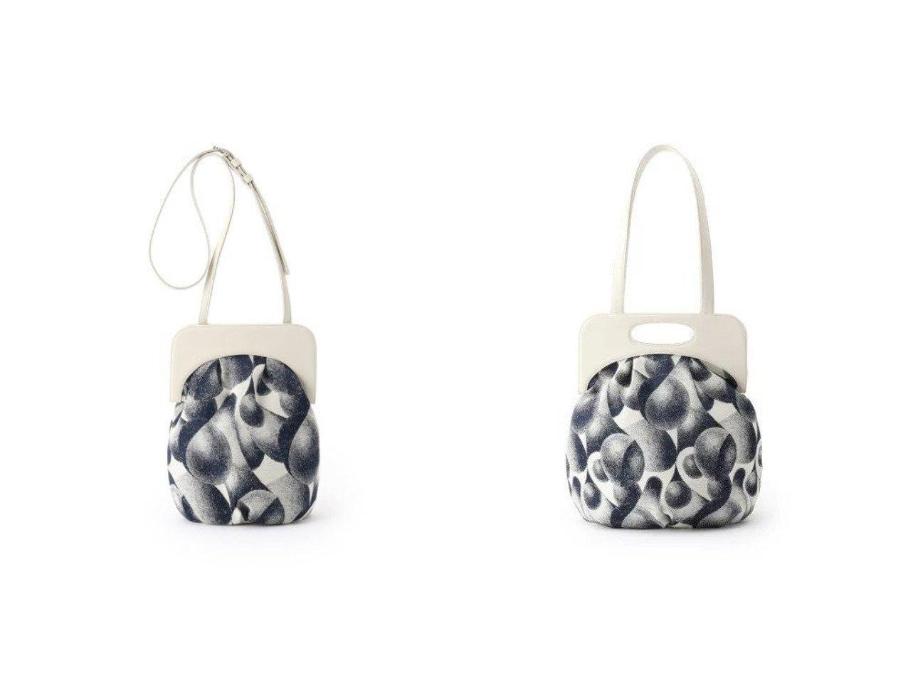 【HIROKO HAYASHI/ヒロコ ハヤシ】のARIA(アーリア)ショルダーバッグ&ARIA(アーリア)トートバッグ バッグ・鞄のおすすめ!人気、トレンド・レディースファッションの通販 おすすめで人気の流行・トレンド、ファッションの通販商品 メンズファッション・キッズファッション・インテリア・家具・レディースファッション・服の通販 founy(ファニー) https://founy.com/ ファッション Fashion レディースファッション WOMEN バッグ Bag ジャカード フォルム マグネット |ID:crp329100000015349