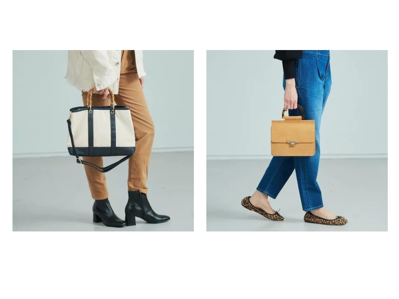 【Rouge vif/ルージュ ヴィフ】の【Avancer】2WAYキャンバス地トートバッグ&【Avancer】2WAYクリアDリングバッグ バッグ・鞄のおすすめ!人気、トレンド・レディースファッションの通販 おすすめで人気の流行・トレンド、ファッションの通販商品 メンズファッション・キッズファッション・インテリア・家具・レディースファッション・服の通販 founy(ファニー) https://founy.com/ ファッション Fashion レディースファッション WOMEN バッグ Bag キャンバス ショルダー トレンド ポケット マグネット コンパクト ハンドバッグ マーブル 冬 Winter |ID:crp329100000015350