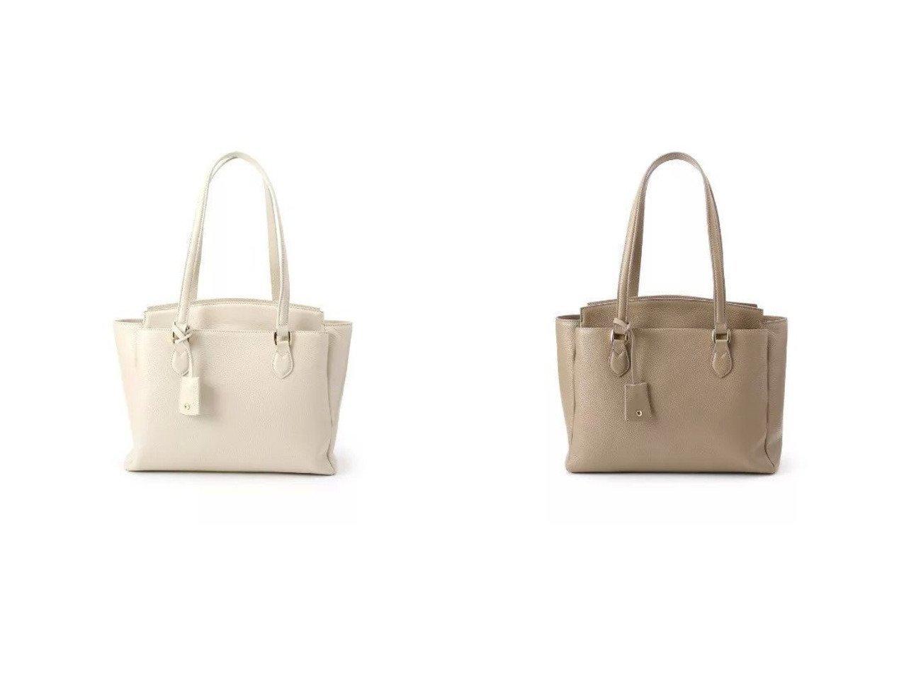 【UNTITLED/アンタイトル】のドレッサーシュリンクレザートートバッグ バッグ・鞄のおすすめ!人気、トレンド・レディースファッションの通販 おすすめで人気の流行・トレンド、ファッションの通販商品 メンズファッション・キッズファッション・インテリア・家具・レディースファッション・服の通販 founy(ファニー) https://founy.com/ ファッション Fashion レディースファッション WOMEN バッグ Bag ショルダー シンプル ポケット マグネット |ID:crp329100000015352