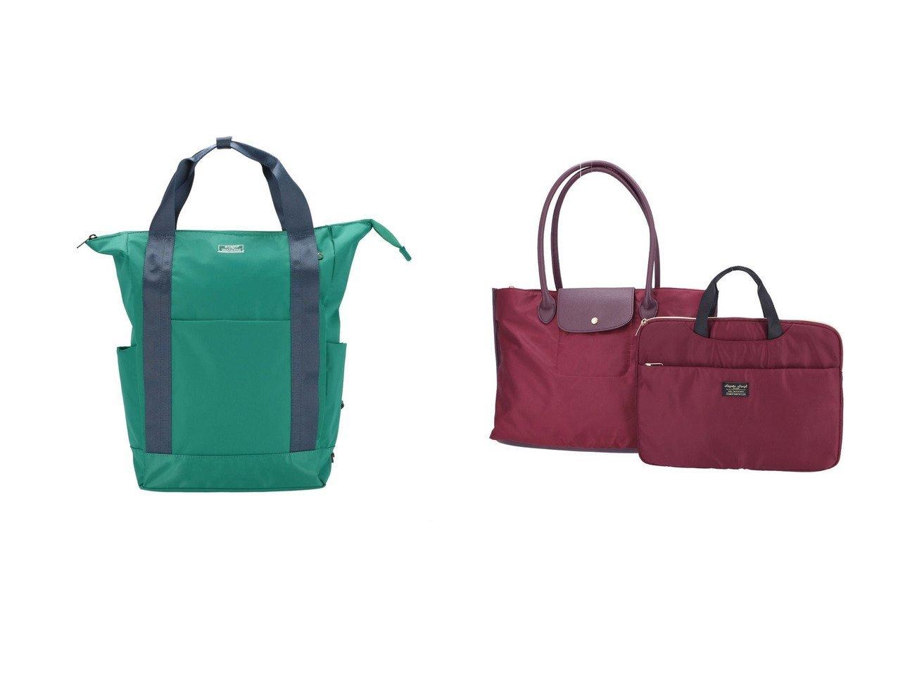 【anello/アネロ】のanello アネロ シフト 2WAYトート型リュック AT-C3149&【Legato Largo/レガートラルゴ】のLegato Largo レガートラルゴ 撥水ナイロン調ポリPCケース付きトート LT-G1072 バッグ・鞄のおすすめ!人気、トレンド・レディースファッションの通販 おすすめで人気の流行・トレンド、ファッションの通販商品 メンズファッション・キッズファッション・インテリア・家具・レディースファッション・服の通販 founy(ファニー) https://founy.com/ ファッション Fashion レディースファッション WOMEN バッグ Bag アウトドア カメラ 傘 軽量 ショルダー シンプル スエード スマート フロント ポケット メンズ 無地 リュック スマホ ベーシック |ID:crp329100000015362