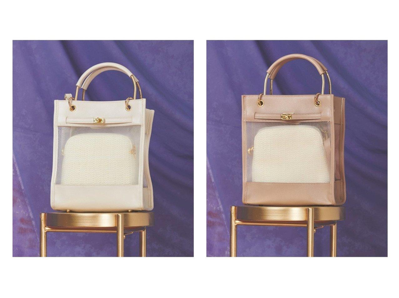 【Noela/ノエラ】のシアーコンビ2WAYバック バッグ・鞄のおすすめ!人気、トレンド・レディースファッションの通販 おすすめで人気の流行・トレンド、ファッションの通販商品 メンズファッション・キッズファッション・インテリア・家具・レディースファッション・服の通販 founy(ファニー) https://founy.com/ ファッション Fashion レディースファッション WOMEN バッグ Bag NEW・新作・新着・新入荷 New Arrivals シアー ハンドバッグ ポーチ |ID:crp329100000015365