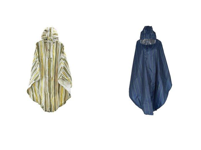 【NOBRAND/ノーブランド】のレインポンチョ Rain Poncho アウターのおすすめ!人気、トレンド・レディースファッションの通販 おすすめファッション通販アイテム インテリア・キッズ・メンズ・レディースファッション・服の通販 founy(ファニー) https://founy.com/ ファッション Fashion レディースファッション WOMEN アウター Coat Outerwear ポンチョ Ponchos アウトドア カメラ ジップ ストライプ ドット フラワー ボーダー ポンチョ ポーチ 防寒 メンズ 水玉  ID:crp329100000015404