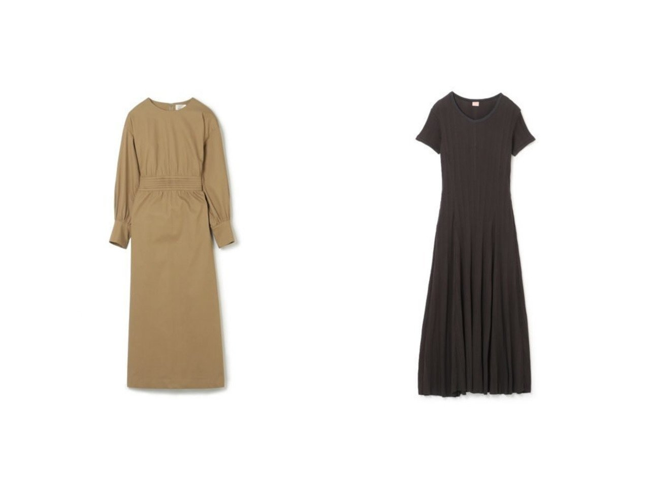 【M7days/エムセブンデイズ】のウエスト切替ワンピース&【MAISON EUREKA/メゾンエウレカ】のRANDOM RIB MAXI DRESS ワンピース・ドレスのおすすめ!人気、トレンド・レディースファッションの通販 おすすめで人気の流行・トレンド、ファッションの通販商品 メンズファッション・キッズファッション・インテリア・家具・レディースファッション・服の通販 founy(ファニー) https://founy.com/ ファッション Fashion レディースファッション WOMEN ワンピース Dress ドレス Party Dresses シャツワンピース Shirt Dresses マキシワンピース Maxi Dress シンプル スリーブ ミモレ ラウンド 切替 洗える 長袖 2021年 2021 2021 春夏 S/S SS Spring/Summer 2021 S/S 春夏 SS Spring/Summer ドレス マキシ 半袖 |ID:crp329100000015415