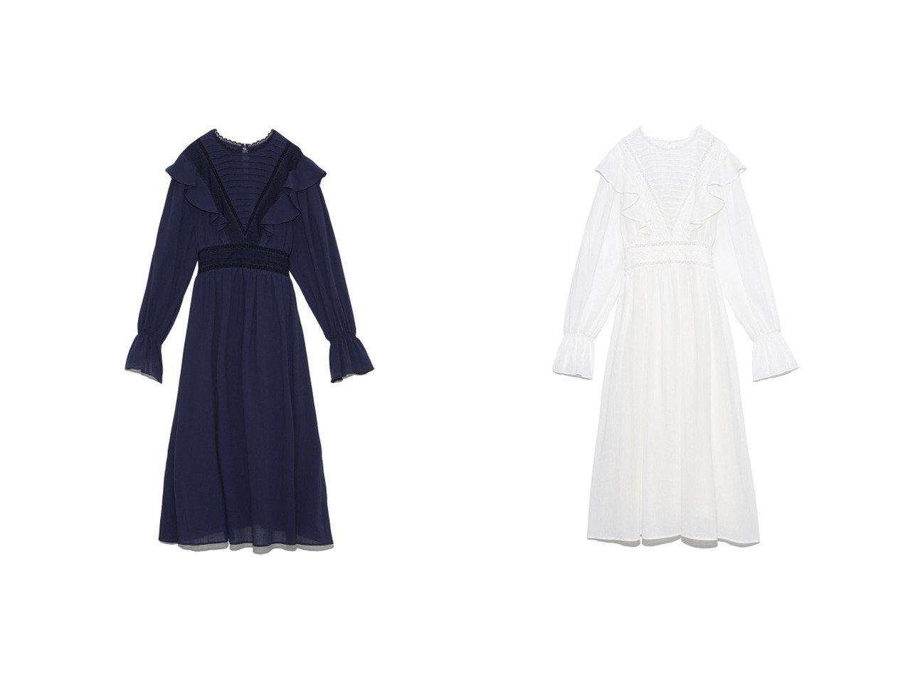 【Lily Brown/リリーブラウン】のコットンフリルナイトドレス ワンピース・ドレスのおすすめ!人気、トレンド・レディースファッションの通販 おすすめで人気の流行・トレンド、ファッションの通販商品 メンズファッション・キッズファッション・インテリア・家具・レディースファッション・服の通販 founy(ファニー) https://founy.com/ ファッション Fashion レディースファッション WOMEN ワンピース Dress ドレス Party Dresses アンティーク インナー インナーキャミ ヴィンテージ 春 Spring スマート デニム ドレス フリル レース 2021年 2021 S/S 春夏 SS Spring/Summer 2021 春夏 S/S SS Spring/Summer 2021 |ID:crp329100000015416