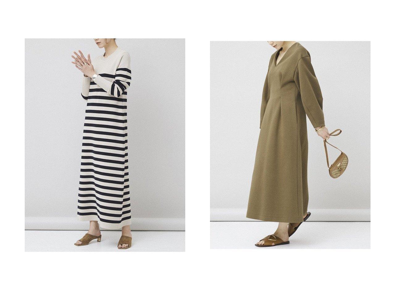 【Curensology/カレンソロジー】のダンボールニットワンピース&パネルボーダーワンピース ワンピース・ドレスのおすすめ!人気、トレンド・レディースファッションの通販 おすすめで人気の流行・トレンド、ファッションの通販商品 メンズファッション・キッズファッション・インテリア・家具・レディースファッション・服の通販 founy(ファニー) https://founy.com/ ファッション Fashion レディースファッション WOMEN ワンピース Dress ニットワンピース Knit Dresses 2021年 2021 2021 春夏 S/S SS Spring/Summer 2021 S/S 春夏 SS Spring/Summer なめらか ロング 春 Spring |ID:crp329100000015419