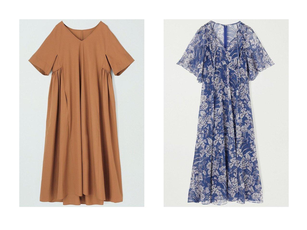 【ANAYI/アナイ】のコンパクトコットンギャザーワンピース&ヨーリューフラワープリントスキッパーワンピース ワンピース・ドレスのおすすめ!人気、トレンド・レディースファッションの通販 おすすめで人気の流行・トレンド、ファッションの通販商品 メンズファッション・キッズファッション・インテリア・家具・レディースファッション・服の通販 founy(ファニー) https://founy.com/ ファッション Fashion レディースファッション WOMEN ワンピース Dress 2021年 2021 2021 春夏 S/S SS Spring/Summer 2021 S/S 春夏 SS Spring/Summer エレガント ギャザー デコルテ パーティ フォルム ロング 春 Spring |ID:crp329100000015421