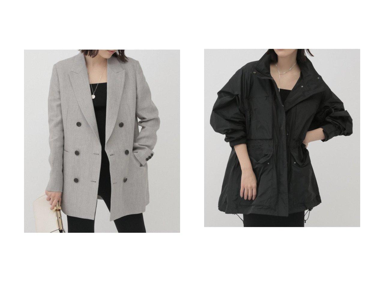 【Chaos/カオス】のプリズムライトブルゾン&グリーシャトップジャケット アウターのおすすめ!人気、トレンド・レディースファッションの通販 おすすめで人気の流行・トレンド、ファッションの通販商品 メンズファッション・キッズファッション・インテリア・家具・レディースファッション・服の通販 founy(ファニー) https://founy.com/ ファッション Fashion レディースファッション WOMEN アウター Coat Outerwear ジャケット Jackets ブルゾン Blouson Jackets 2021年 2021 2021 春夏 S/S SS Spring/Summer 2021 S/S 春夏 SS Spring/Summer コンパクト ジャケット タフタ ブルゾン ポケット 春 Spring 軽量 シルケット セットアップ ダブル リネン  ID:crp329100000015454
