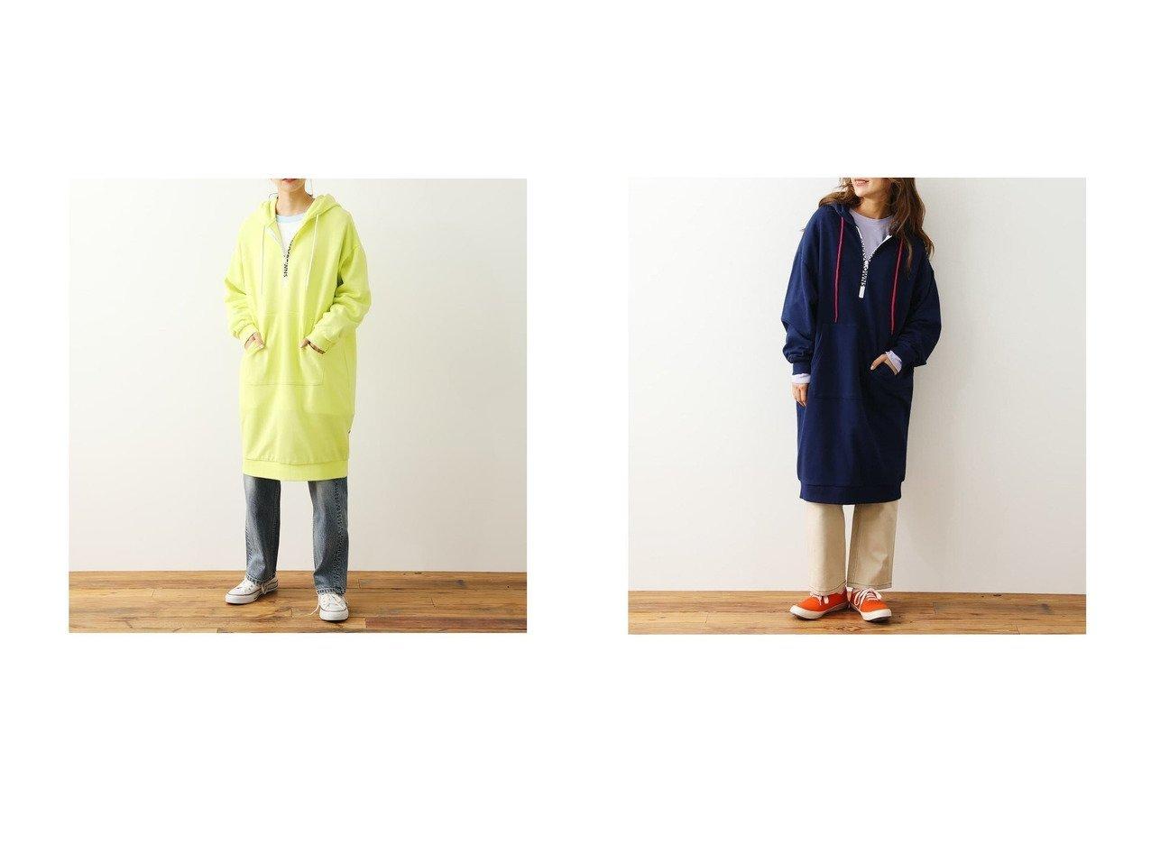 【RODEO CROWNS WIDE BOWL/ロデオクラウンズワイドボウル】のファスナーロゴフードワンピース ワンピース・ドレスのおすすめ!人気、トレンド・レディースファッションの通販 おすすめで人気の流行・トレンド、ファッションの通販商品 メンズファッション・キッズファッション・インテリア・家具・レディースファッション・服の通販 founy(ファニー) https://founy.com/ ファッション Fashion レディースファッション WOMEN ワンピース Dress 2021年 2021 2021 春夏 S/S SS Spring/Summer 2021 S/S 春夏 SS Spring/Summer プリント 春 Spring  ID:crp329100000015485