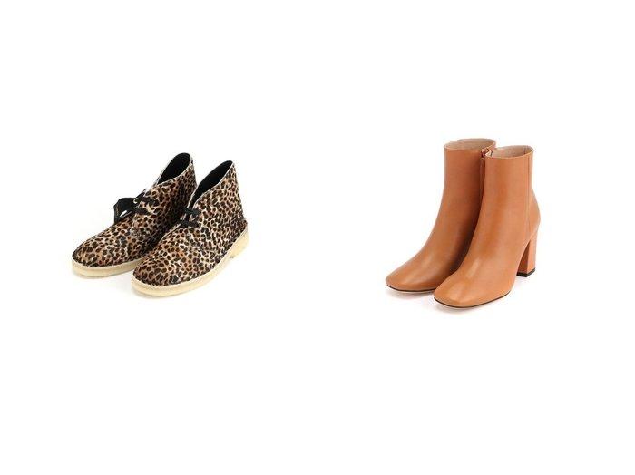 【JOSEPH/ジョゼフ】のショートブーツ&【Clarks/クラークス】のDesert Boot シューズ・靴のおすすめ!人気、トレンド・レディースファッションの通販  おすすめファッション通販アイテム レディースファッション・服の通販 founy(ファニー) ファッション Fashion レディースファッション WOMEN NEW・新作・新着・新入荷 New Arrivals 2020年 2020 2020-2021 秋冬 A/W AW Autumn/Winter / FW Fall-Winter 2020-2021 A/W 秋冬 AW Autumn/Winter / FW Fall-Winter シューズ ショート デザート デニム ハイヒール フェミニン |ID:crp329100000015622