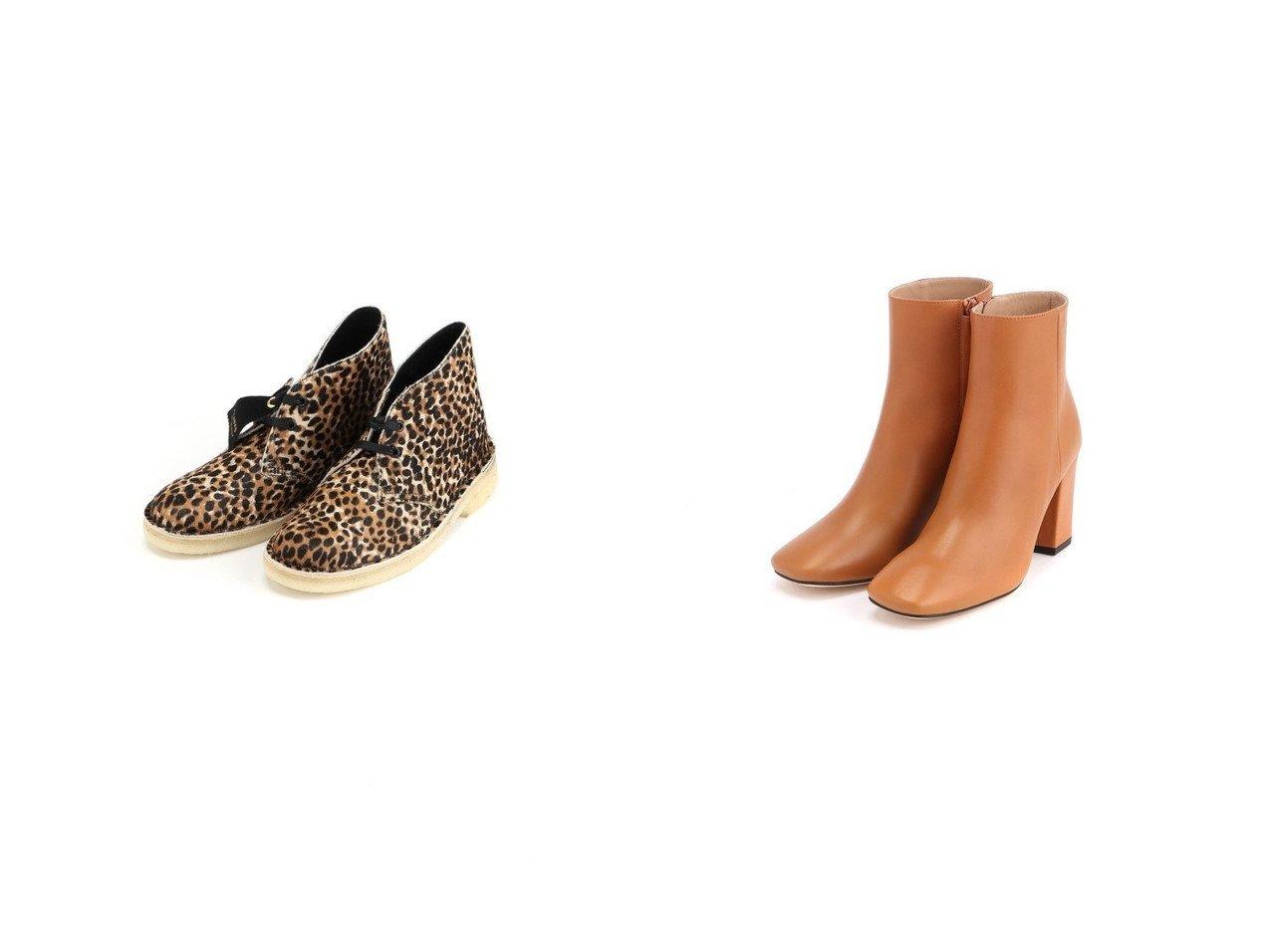 【JOSEPH/ジョゼフ】のショートブーツ&【Clarks/クラークス】のDesert Boot シューズ・靴のおすすめ!人気、トレンド・レディースファッションの通販  おすすめで人気の流行・トレンド、ファッションの通販商品 メンズファッション・キッズファッション・インテリア・家具・レディースファッション・服の通販 founy(ファニー) https://founy.com/ ファッション Fashion レディースファッション WOMEN NEW・新作・新着・新入荷 New Arrivals 2020年 2020 2020-2021 秋冬 A/W AW Autumn/Winter / FW Fall-Winter 2020-2021 A/W 秋冬 AW Autumn/Winter / FW Fall-Winter シューズ ショート デザート デニム ハイヒール フェミニン  ID:crp329100000015622