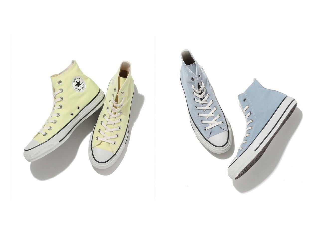 【Juze/ジュゼ】の【CONVERSE】ALL STAR PET CANVAS HI シューズ・靴のおすすめ!人気、トレンド・レディースファッションの通販  おすすめで人気の流行・トレンド、ファッションの通販商品 メンズファッション・キッズファッション・インテリア・家具・レディースファッション・服の通販 founy(ファニー) https://founy.com/ ファッション Fashion レディースファッション WOMEN シューズ スニーカー スリッポン 定番 Standard  ID:crp329100000015624