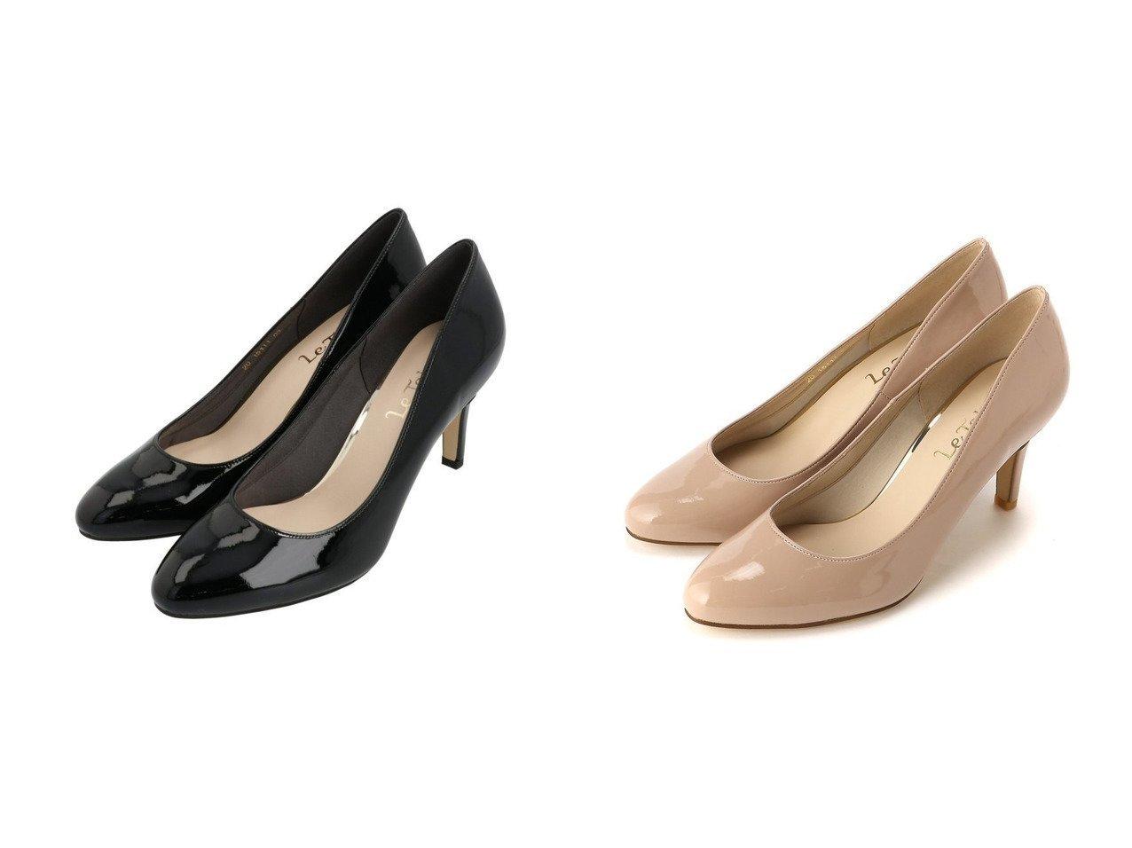 【Le Talon/ル タロン】の7.5cmラウンドプレーンPS シューズ・靴のおすすめ!人気、トレンド・レディースファッションの通販  おすすめで人気の流行・トレンド、ファッションの通販商品 メンズファッション・キッズファッション・インテリア・家具・レディースファッション・服の通販 founy(ファニー) https://founy.com/ ファッション Fashion レディースファッション WOMEN 2020年 2020 2020 春夏 S/S SS Spring/Summer 2020 S/S 春夏 SS Spring/Summer インソール クッション シューズ シンプル ラウンド  ID:crp329100000015626